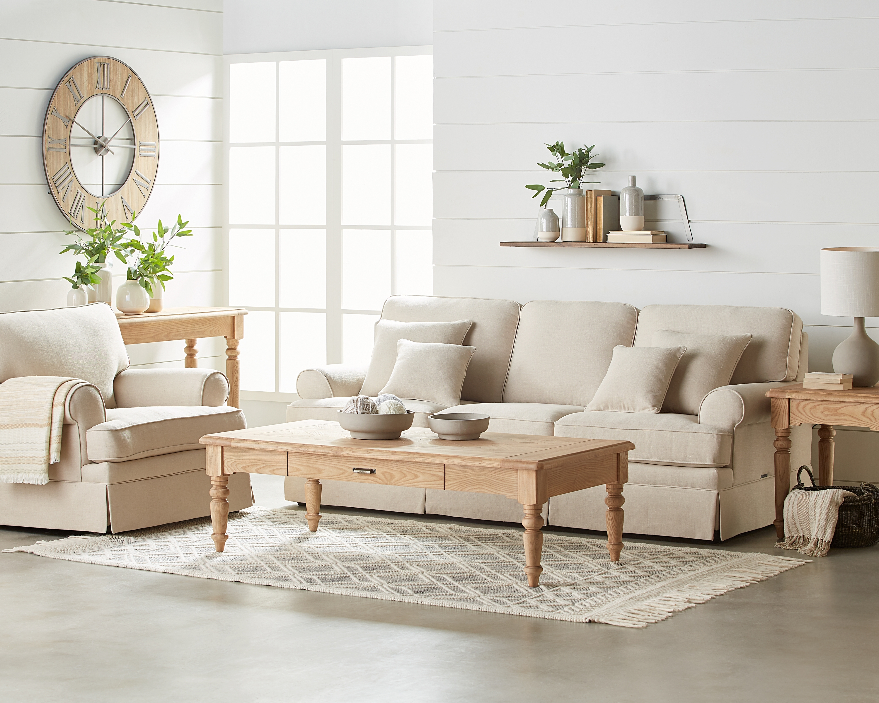 Prairie Coffee Table – Magnolia Home For Current Magnolia Home Prairie Dining Tables (Image 14 of 20)