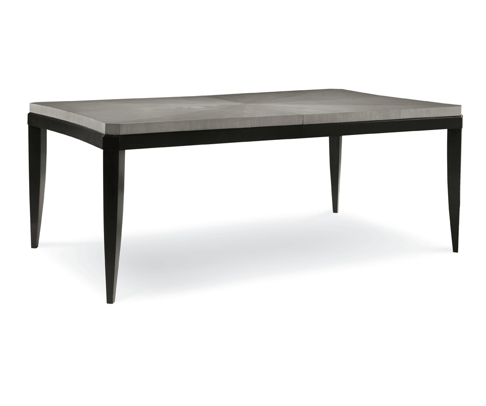 Prelude Dining Table – Decorium Furniture With Regard To Most Up To Date Jaxon Extension Rectangle Dining Tables (Image 17 of 20)