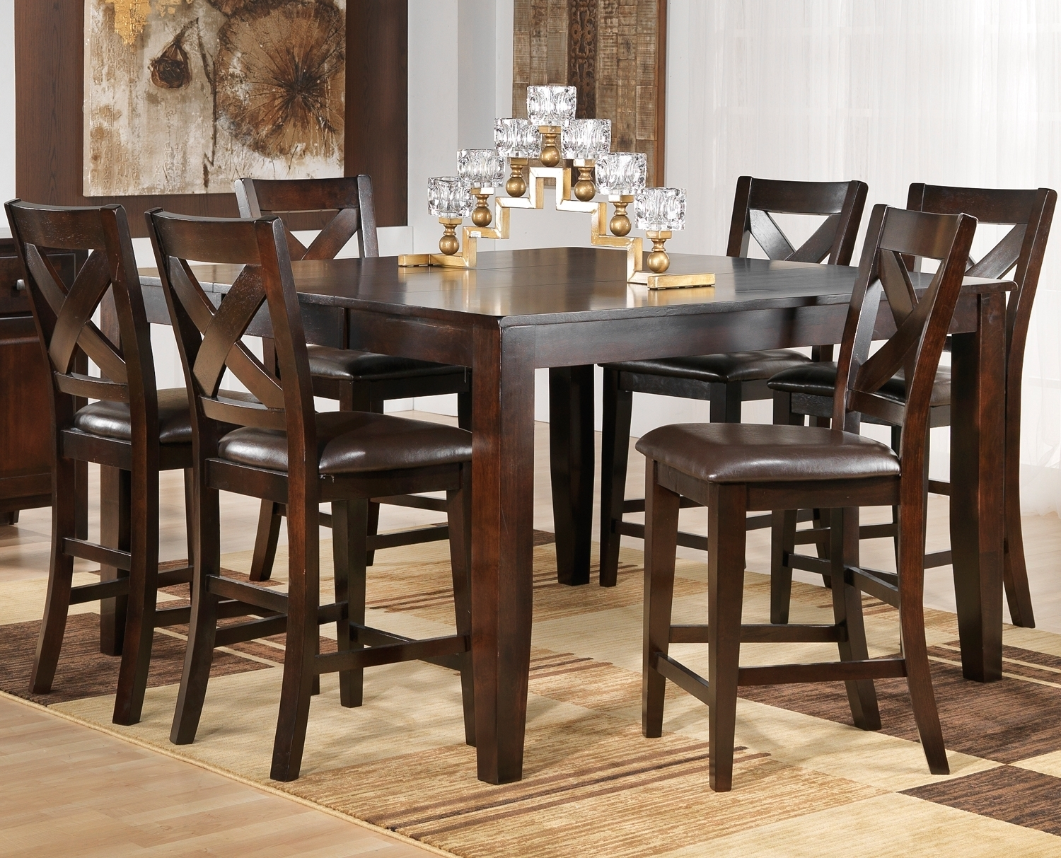 Pub Dining Table And Its Benefits – Home Decor Ideas In Most Recently Released Leon Dining Tables (Image 17 of 20)