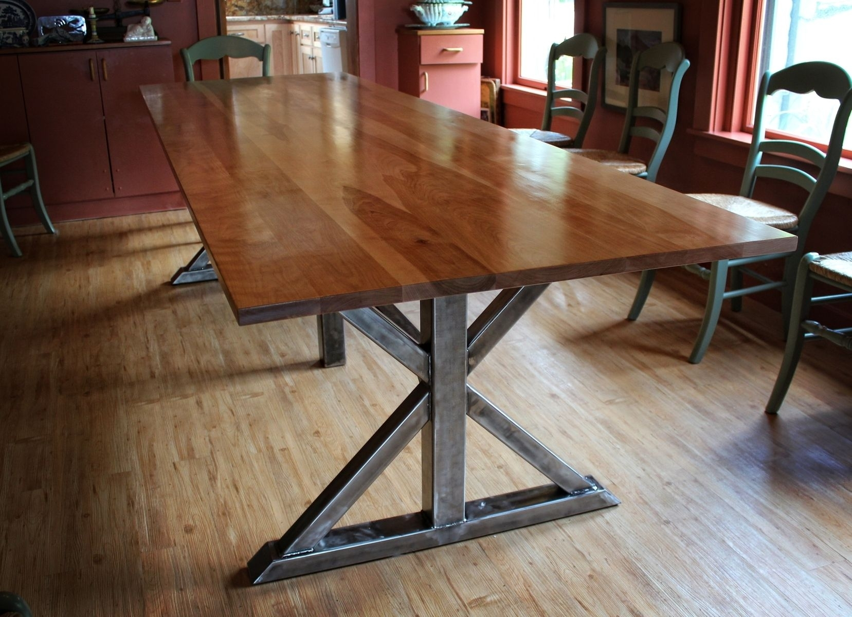 Rectangular Dining And Kitchen Tables | Custommade Pertaining To 2018 Craftsman Rectangle Extension Dining Tables (Photo 6 of 20)