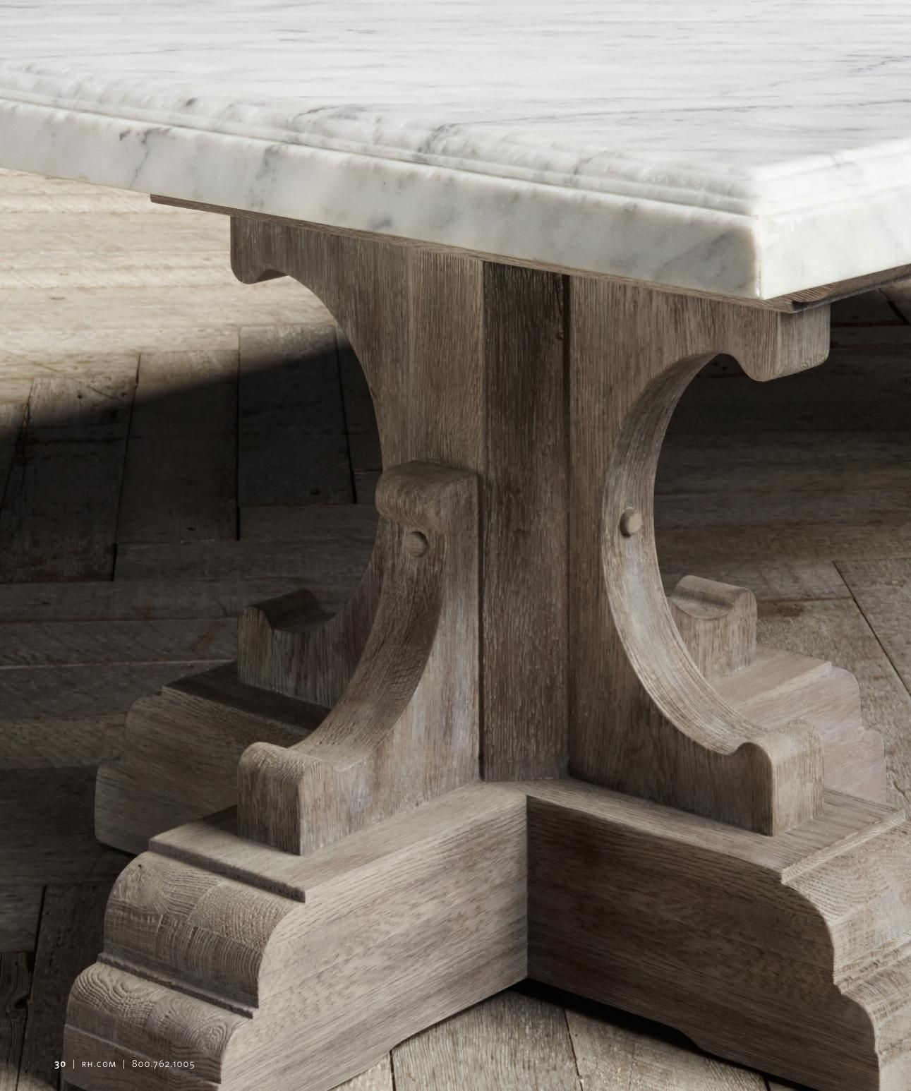 Rh Source Books | Furniture | Pinterest | Dining, Table And Dining Room In Recent Lassen Extension Rectangle Dining Tables (Image 13 of 20)