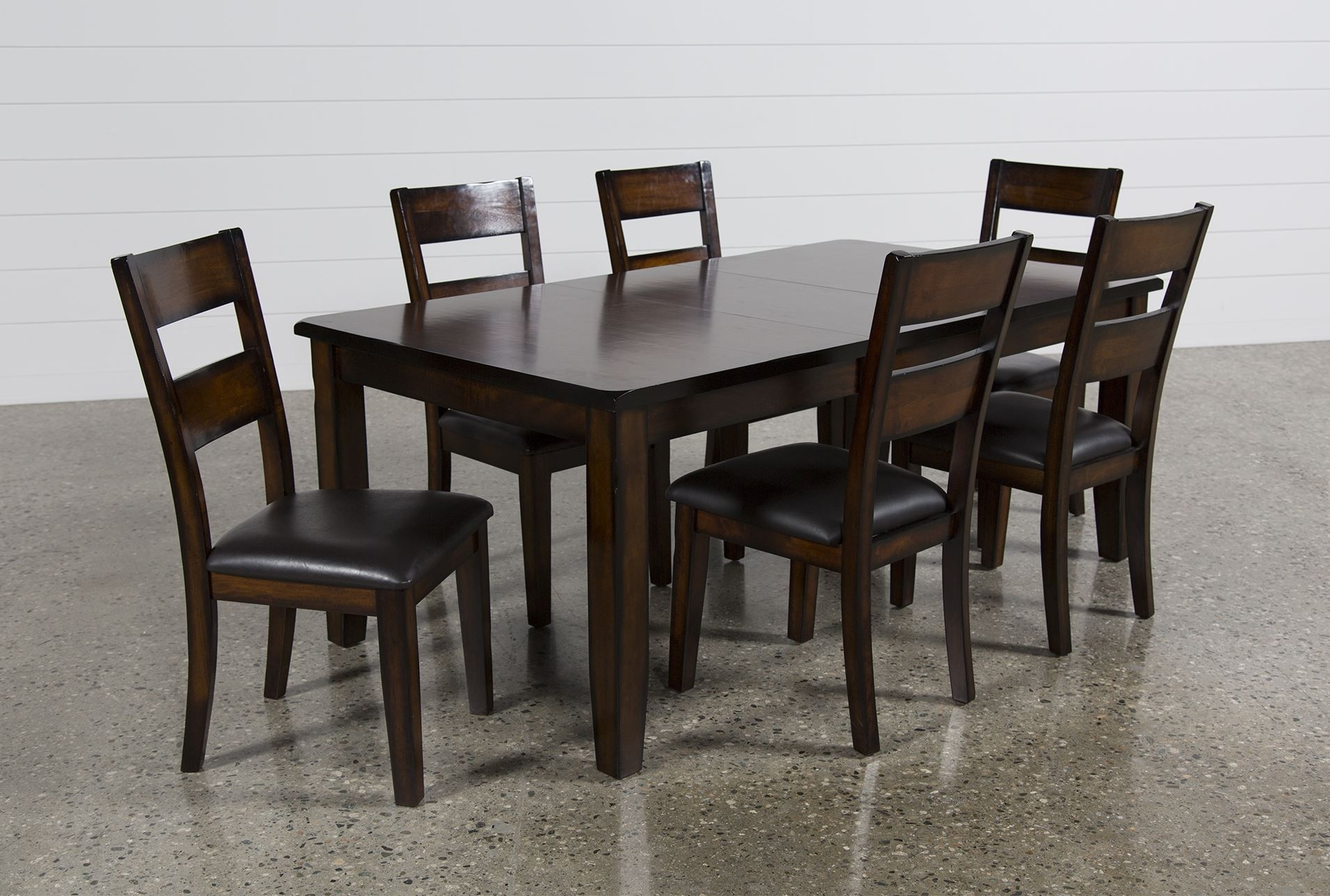 Rocco 7 Piece Extension Dining Set | For The Home | Pinterest Throughout Most Current Teagan Extension Dining Tables (Image 12 of 20)