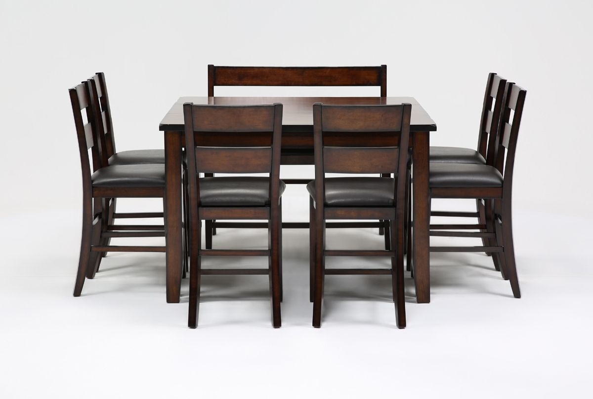 Featured Image of Rocco 8 Piece Extension Counter Sets