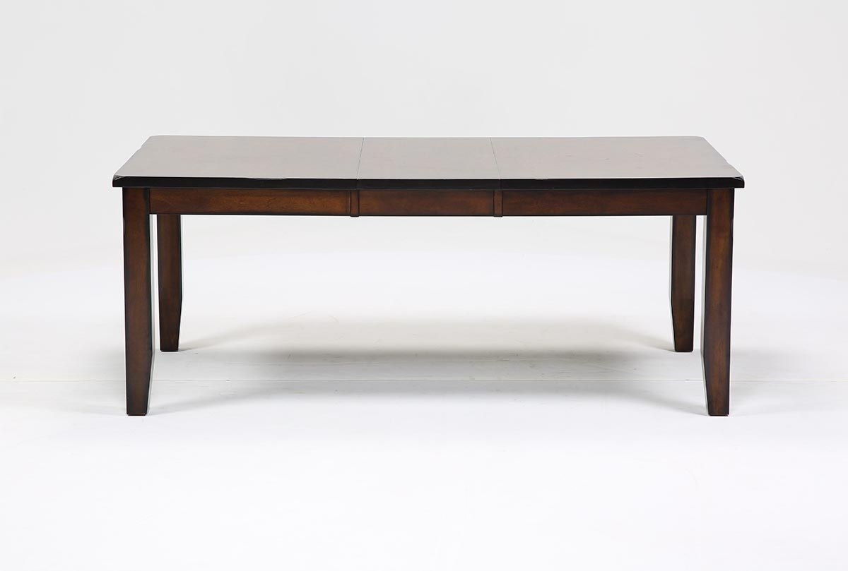 Rocco Extension Dining Table | Living Spaces Inside Newest Rocco Extension Dining Tables (Image 13 of 20)