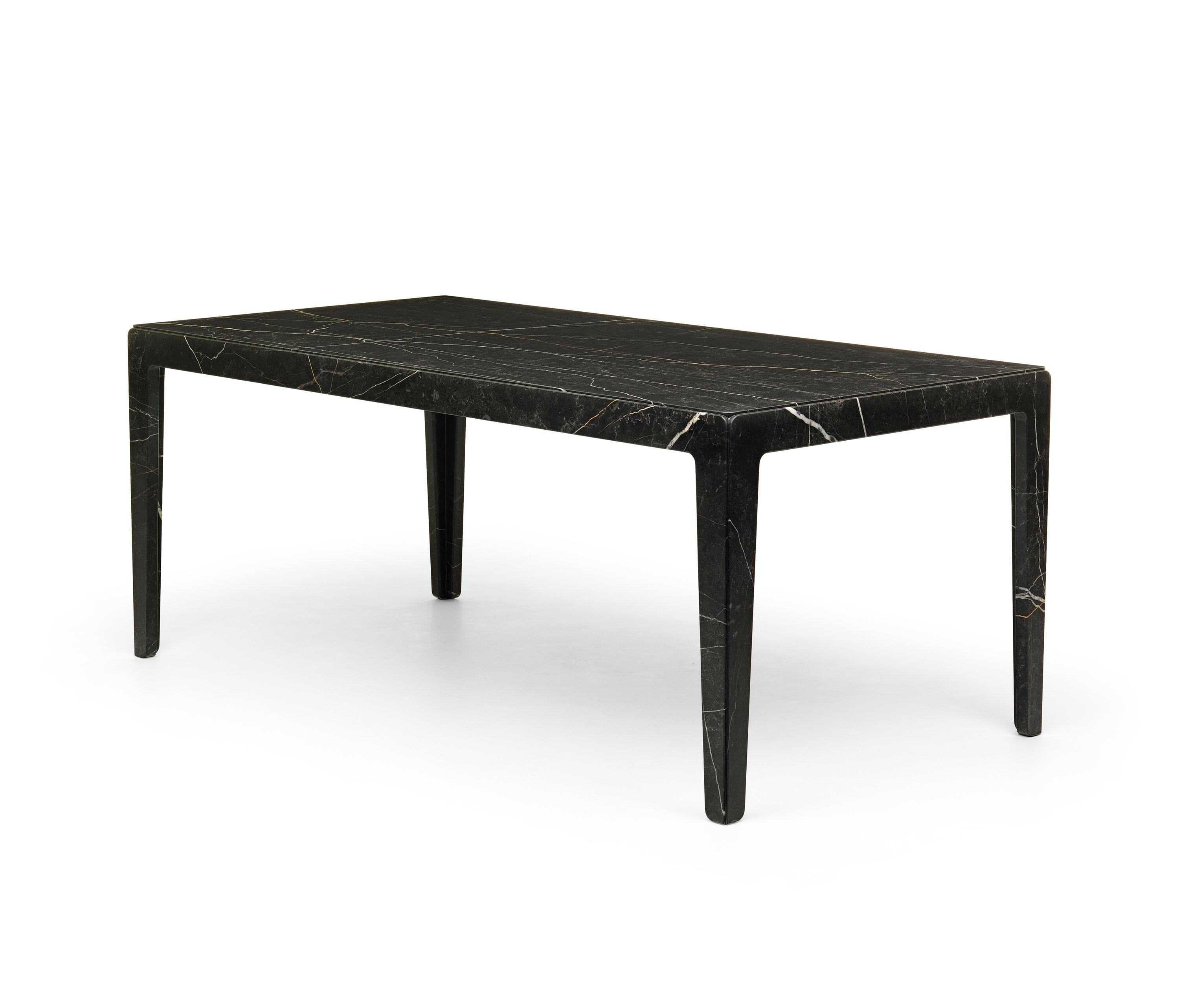 Rock Table – Dining Tables From Eponimo | Architonic Throughout Most Popular Laurent Rectangle Dining Tables (Image 18 of 20)