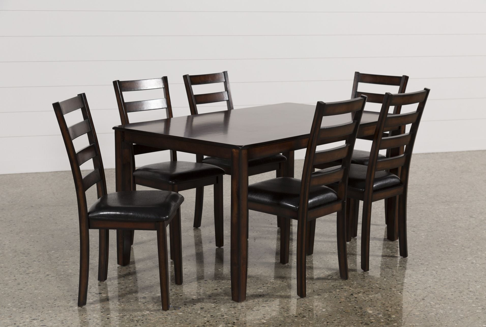 Sawyer 7 Piece Dining Set – Signature | Homestyle | Pinterest Inside 2018 Craftsman 7 Piece Rectangle Extension Dining Sets With Uph Side Chairs (Image 17 of 20)