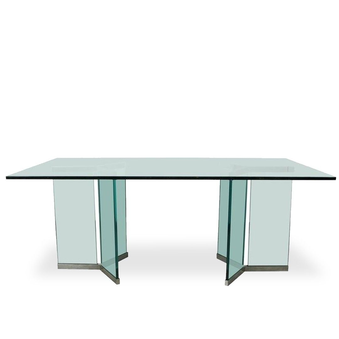Sculptural Pace Dining Table For Leon Rosen At Decornyc | Current Regarding Most Up To Date Leon Dining Tables (Image 19 of 20)