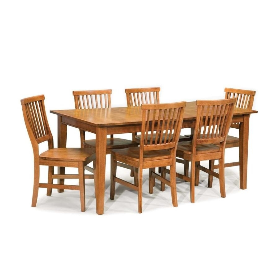 Shop Dining Sets At Lowes For Most Recent Kirsten 6 Piece Dining Sets (Image 15 of 20)