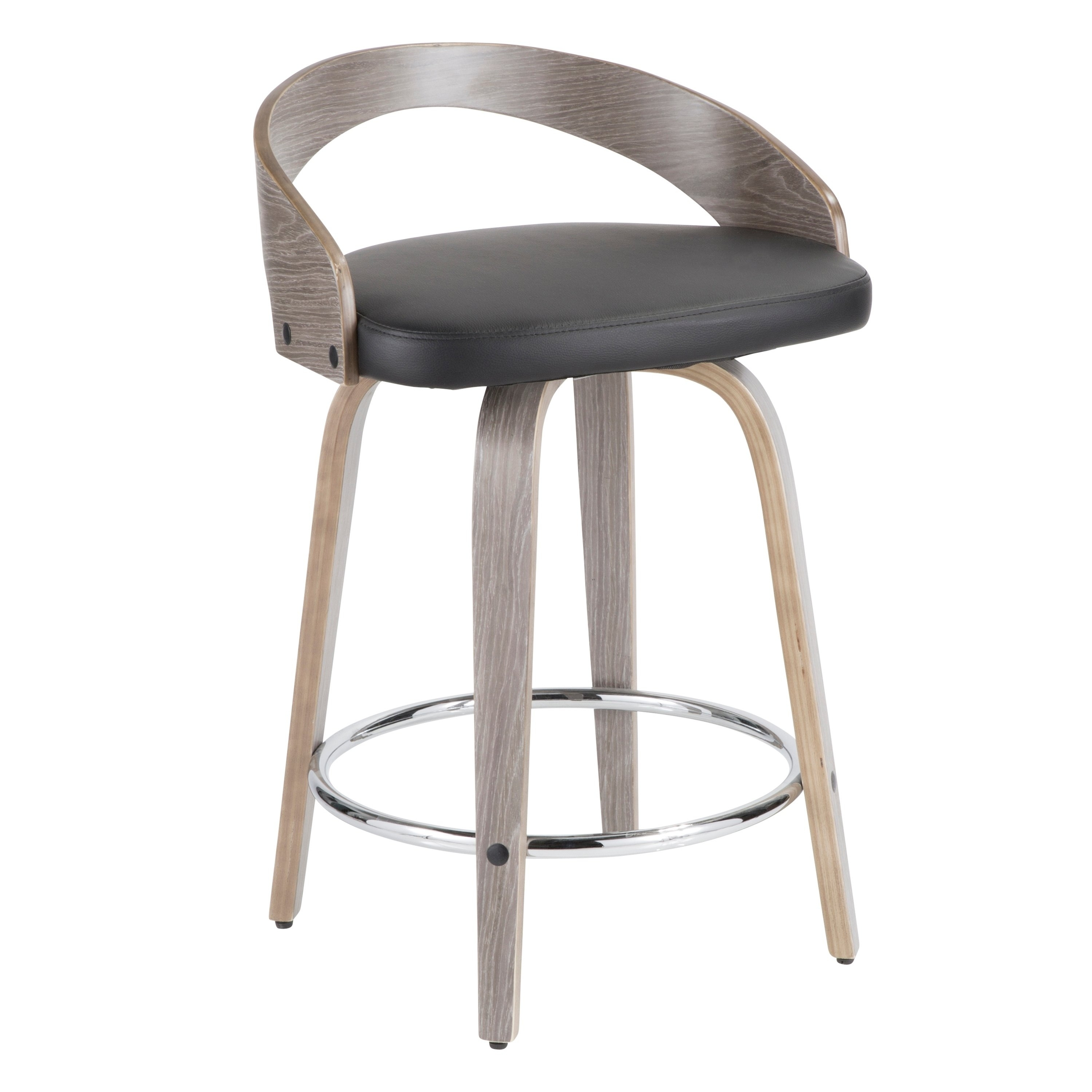 Shop Palm Canyon Valencia Mid Century Modern Counter Stool – On Sale In Most Recently Released Valencia 5 Piece Counter Sets With Counterstool (View 19 of 20)