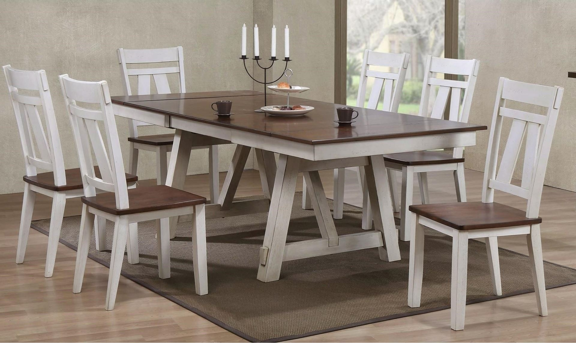 Some Farmhouse Dining Table Ideas – Darbylanefurniture Throughout Most Current Farm Dining Tables (View 3 of 20)