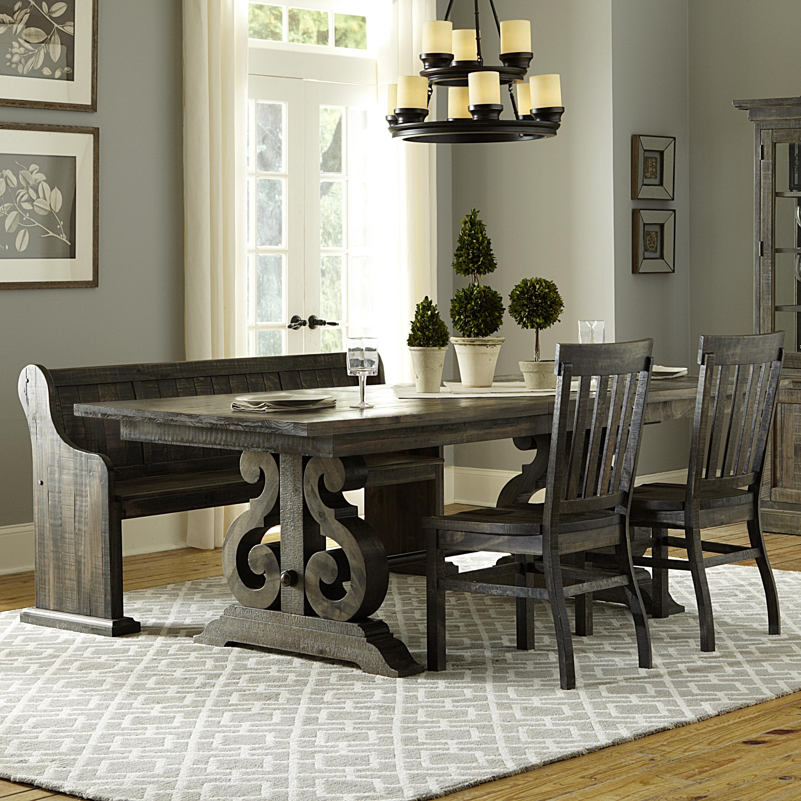 Table And Chair Sets | Baton Rouge And Lafayette, Louisiana Table In Most Up To Date Market 6 Piece Dining Sets With Host And Side Chairs (Image 18 of 20)