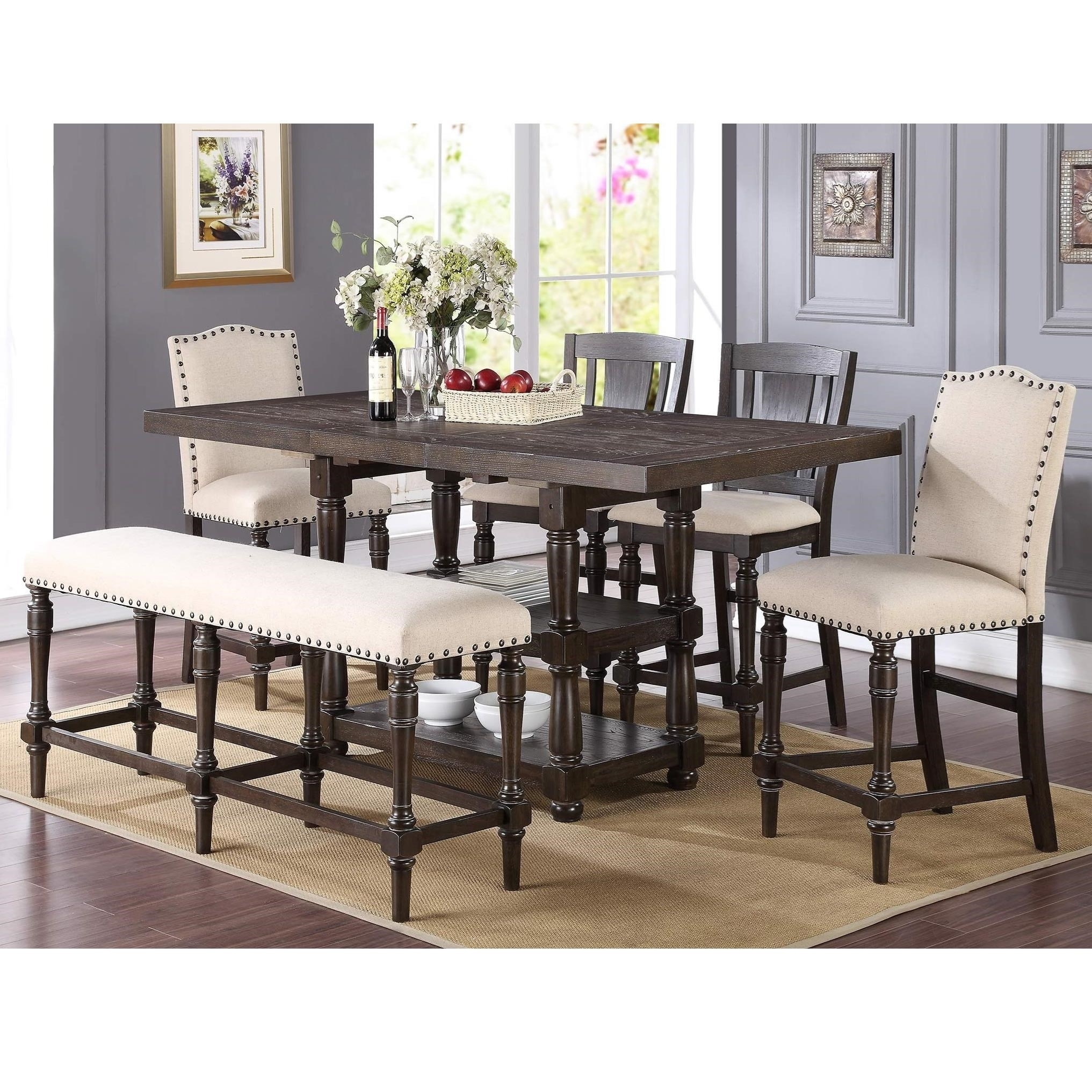 Table And Chair Sets | Milwaukee, West Allis, Oak Creek, Delafield Regarding Latest Jefferson Extension Round Dining Tables (Photo 12 of 20)