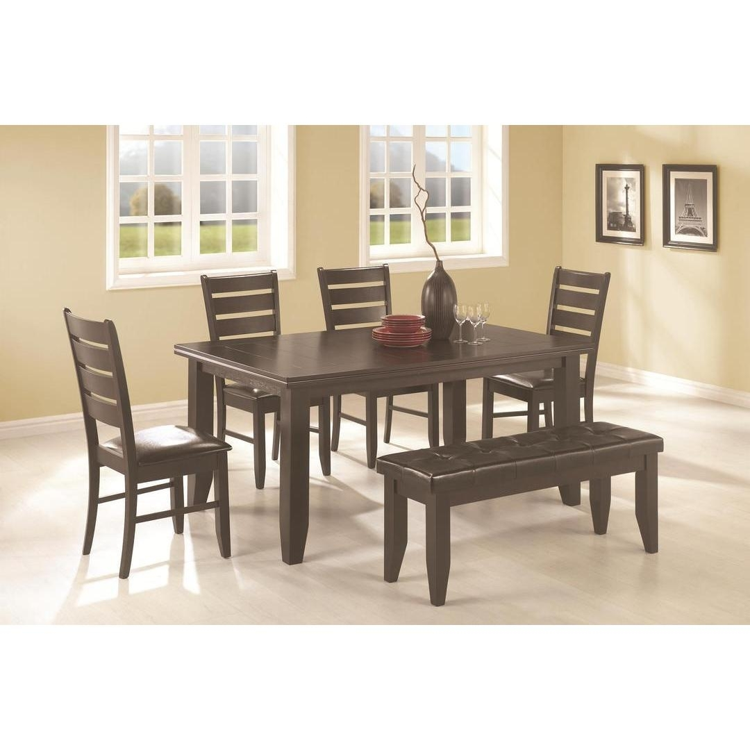 Talara 6 Piece Dining Set – Free Shipping Today – Overstock – 17742786 In Most Up To Date Caden 6 Piece Dining Sets With Upholstered Side Chair (Photo 14 of 20)