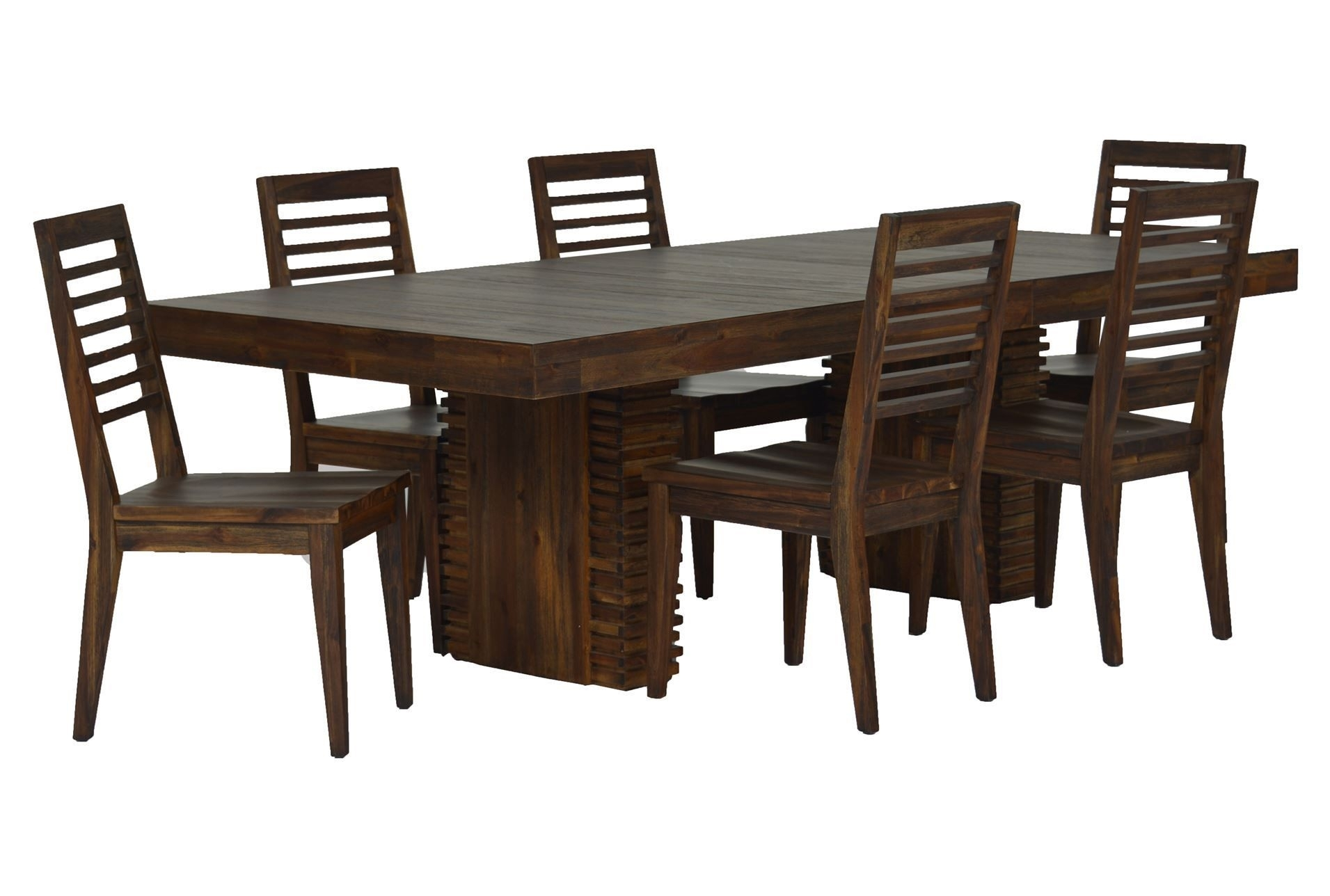 Teagan 7 Piece Extension Dining Set | Dining Table | Pinterest With 2018 Teagan Extension Dining Tables (Image 16 of 20)