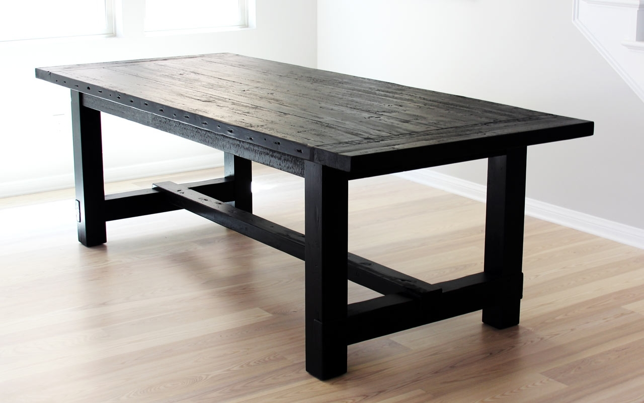 The Most Awesome Dining Table Ever + Imperfection – Design Milk Pertaining To Most Recent Farm Dining Tables (Photo 10 of 20)