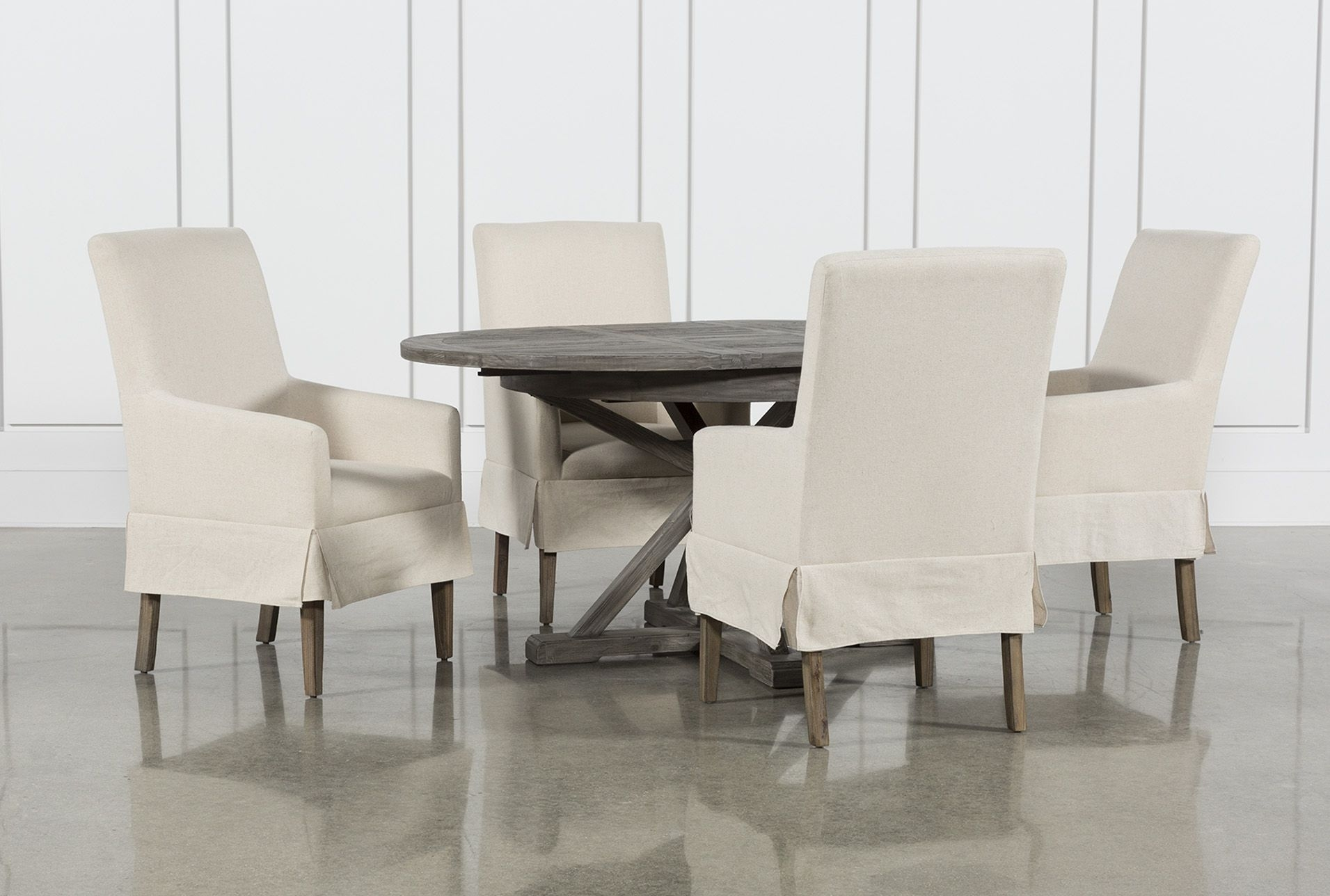Toby 7 Piece Dining Setorren Ellis Reviews With Most Current Helms 7 Piece Rectangle Dining Sets With Side Chairs (Image 20 of 20)