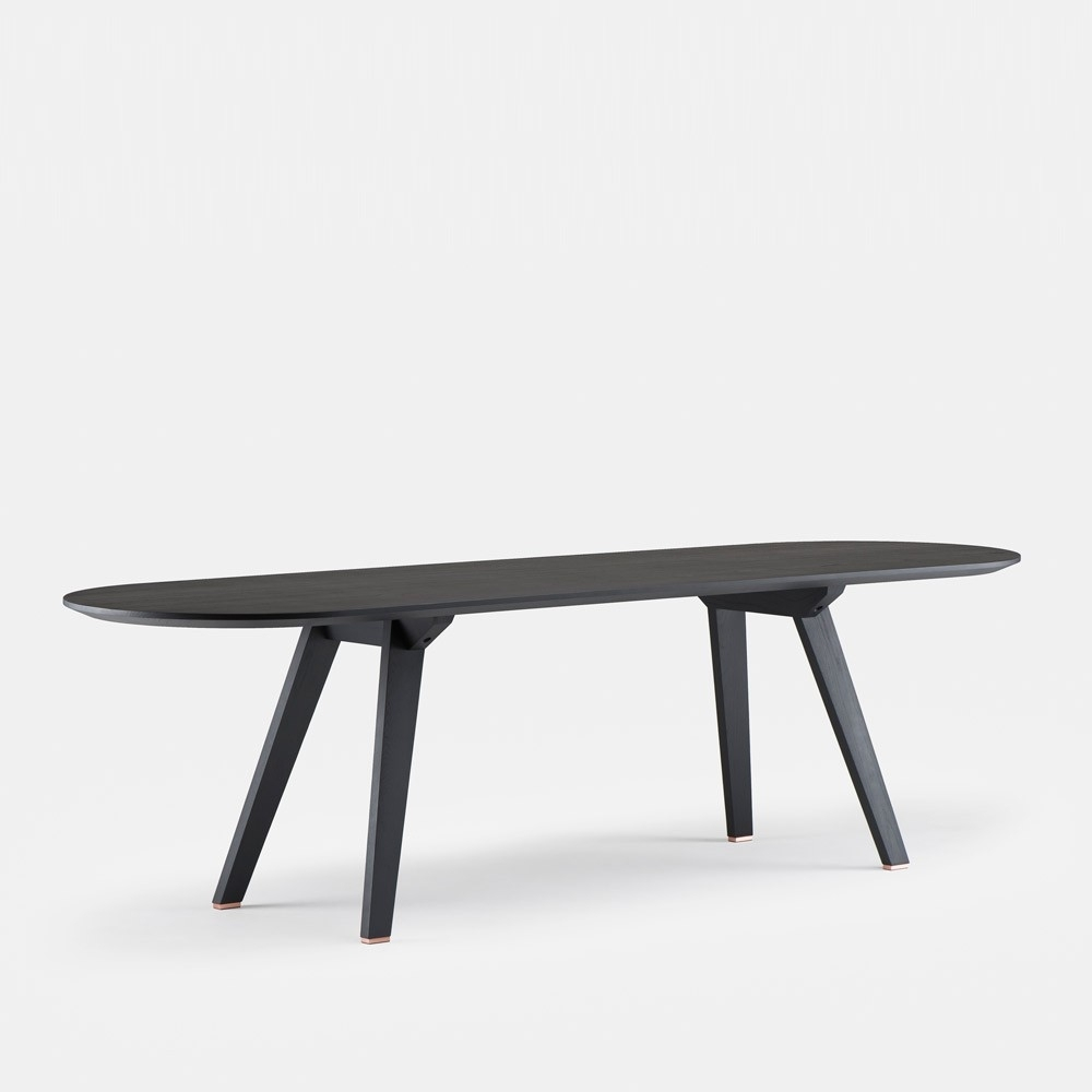 Together Table Fixed | Ilse Crawford Table| The Future Perfect Within 2017 Crawford Rectangle Dining Tables (Image 20 of 20)