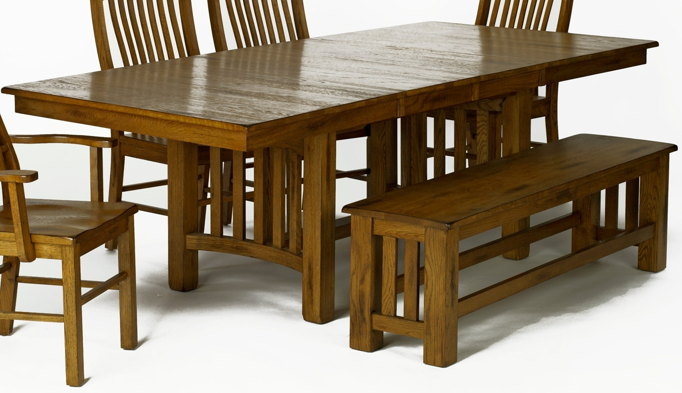 Trestle Dining Table In Dining Rooms Outlet Throughout Most Recently Released Valencia 72 Inch Extension Trestle Dining Tables (Image 15 of 20)
