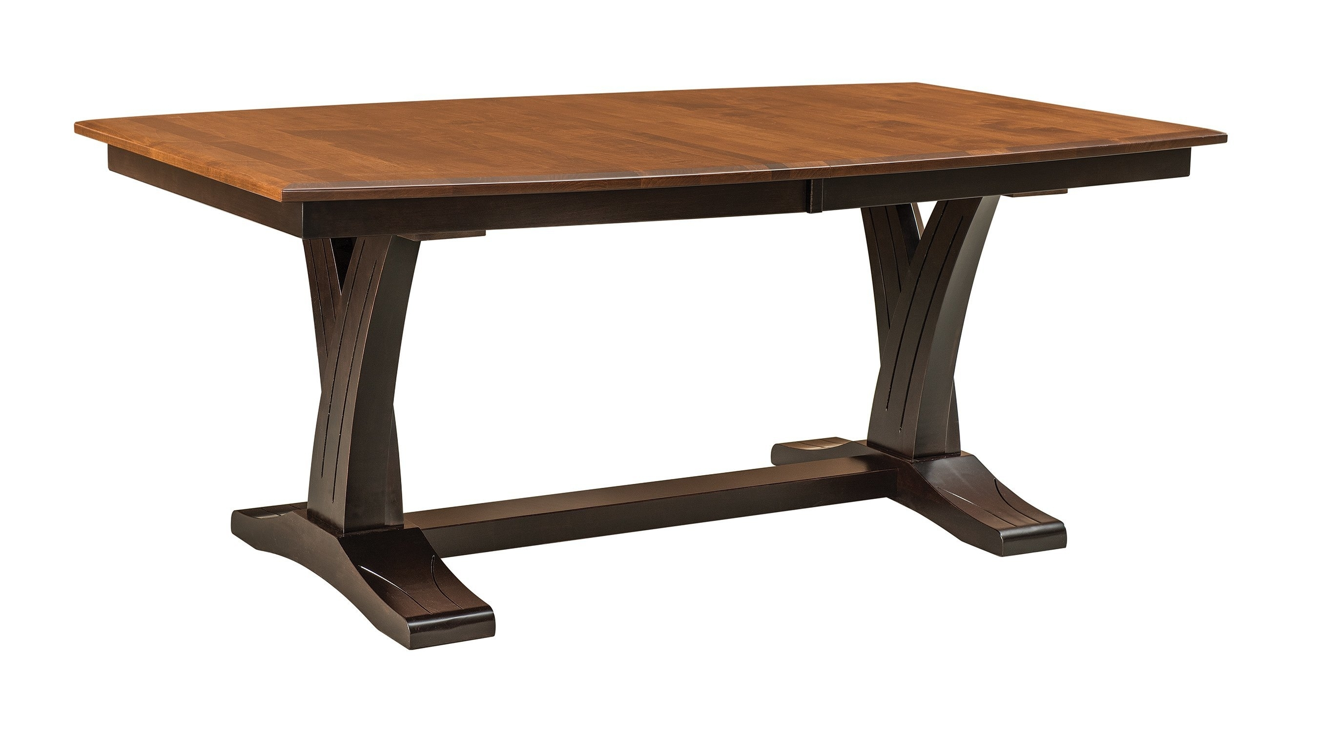 Trestle Dining Table – Photos Table And Pillow Weirdmonger With Regard To Most Recently Released Valencia 72 Inch Extension Trestle Dining Tables (Photo 10 of 20)