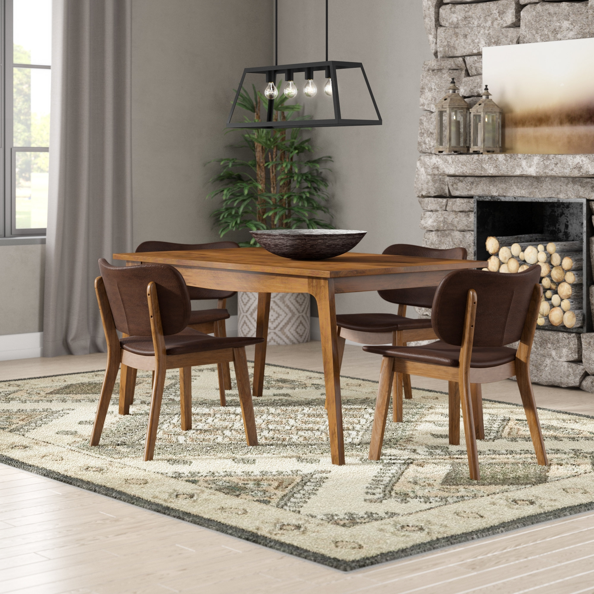 20 Photos Patterson 6 Piece Dining Sets Dining Room Ideas