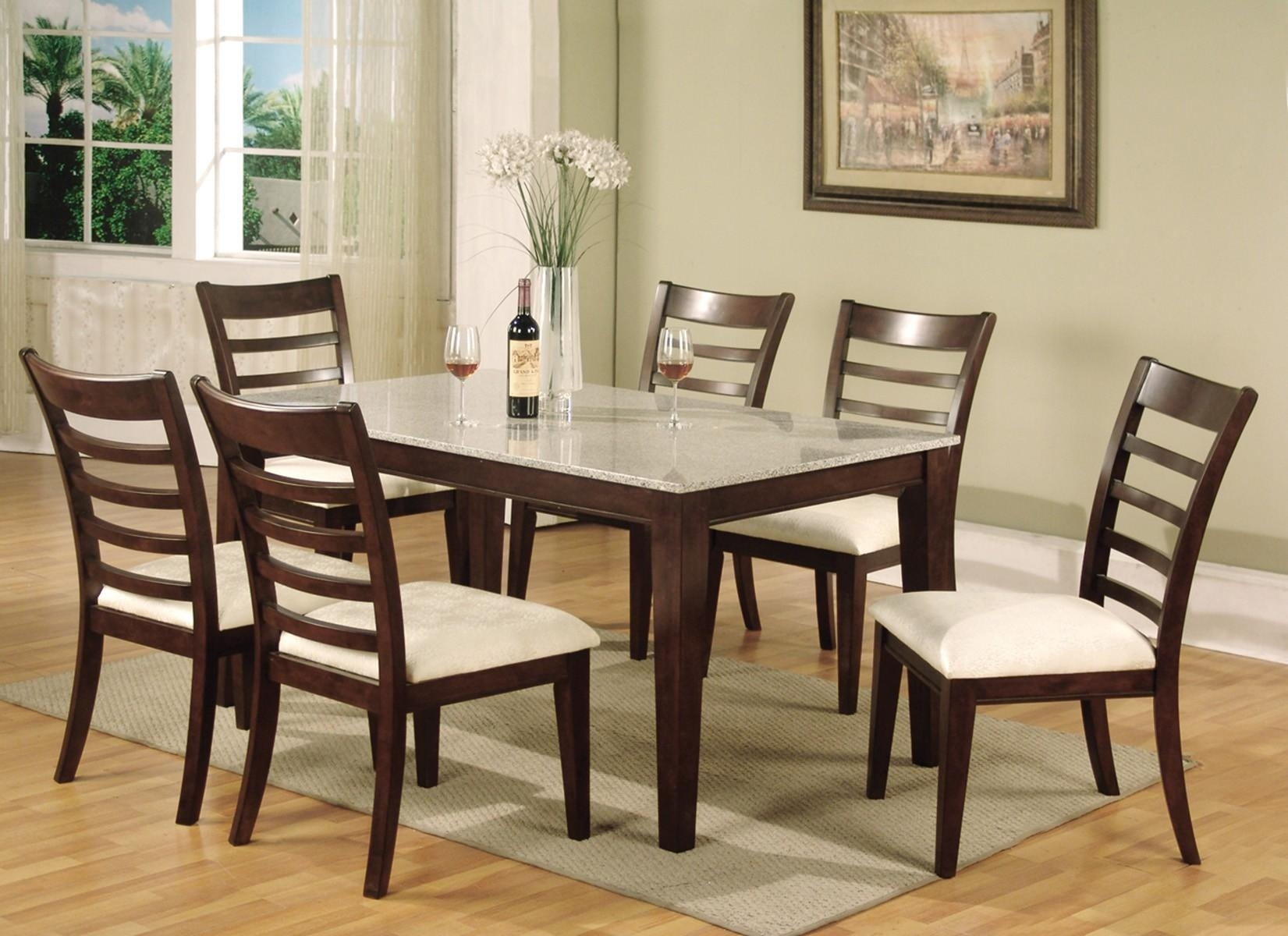 Unique Dining Table Sets – Castrophotos Regarding Most Recently Released Mallard 7 Piece Extension Dining Sets (Image 19 of 20)