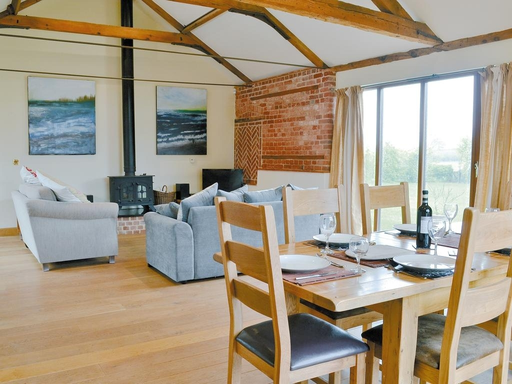 Vacation Home Partridge Barn, Sculthorpe, Uk – Booking Regarding Most Recently Released Partridge 6 Piece Dining Sets (Image 19 of 20)