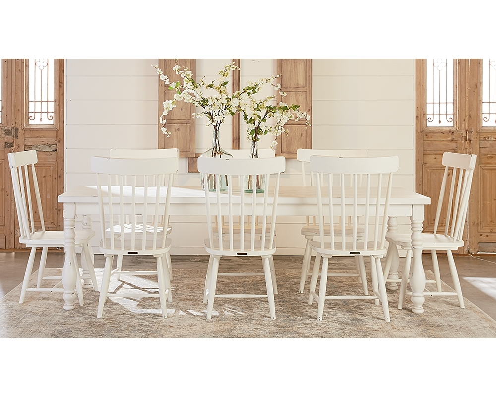 Vase Turned Dining Table – Magnolia Home In Best And Newest Magnolia Home Keeping Dining Tables (Image 19 of 20)