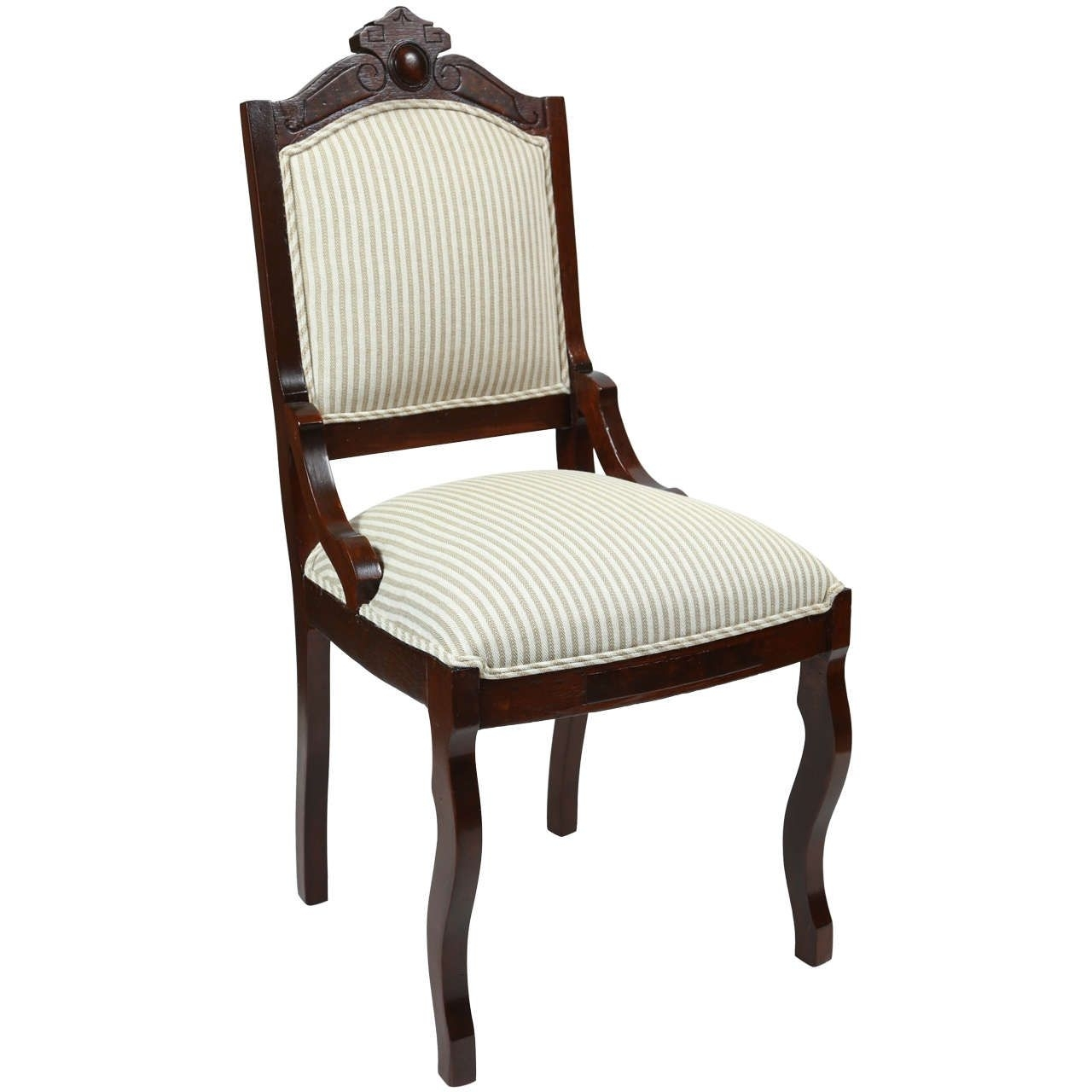 Vintage Eastlake Side Chair | 1St Dibs | Pinterest | Chair, Side With Most Up To Date Palazzo 9 Piece Dining Sets With Pearson White Side Chairs (View 15 of 20)