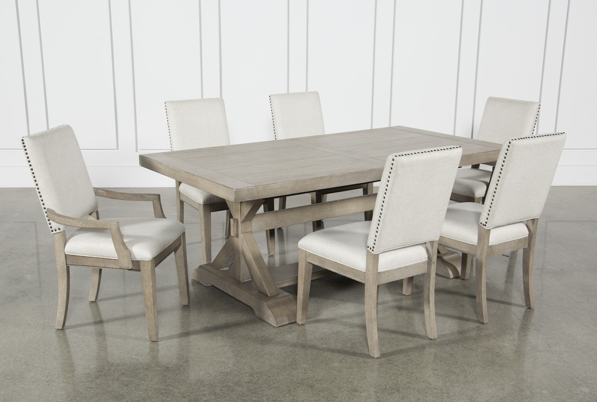 Walden 7 Piece Extension Dining Set | Products | Pinterest With 2017 Walden 7 Piece Extension Dining Sets (Image 18 of 20)