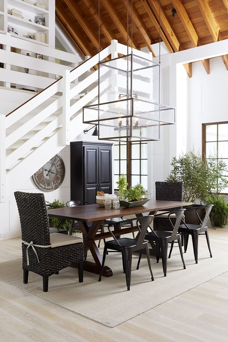 Warm, Inviting And Markedthe Quality Of True Artisanal Within Best And Newest Artisanal Dining Tables (View 9 of 20)