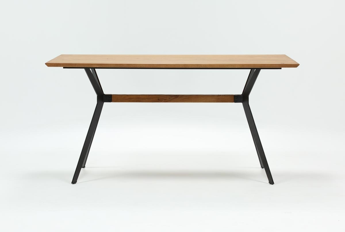 Weaver Counter Table | Living Spaces With Current Weaver Ii Dining Tables (View 17 of 20)