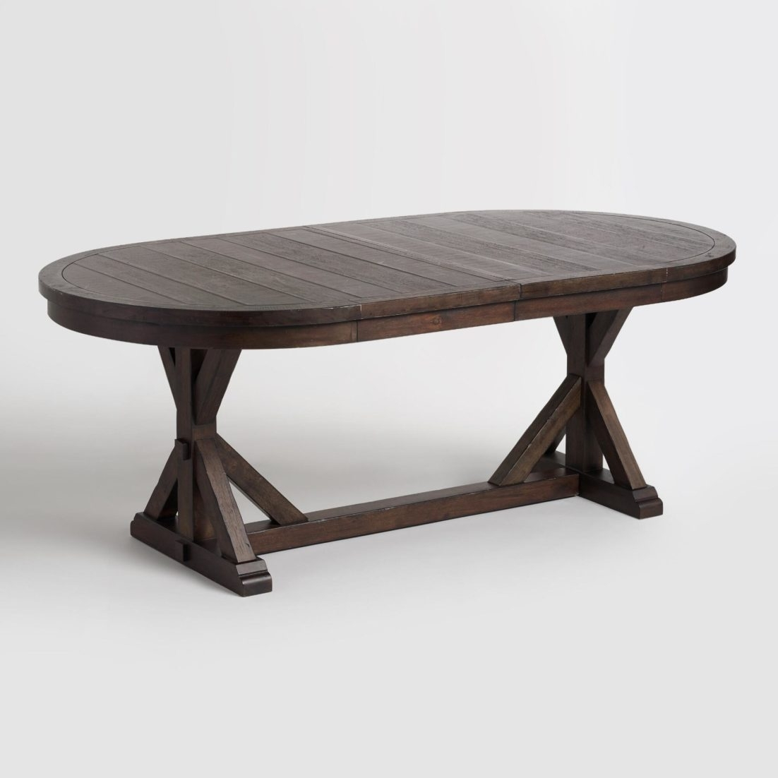 Wood Dining Table Room Tables Rustic Farmhouse Style World Market In Most Up To Date Market Dining Tables (View 12 of 20)