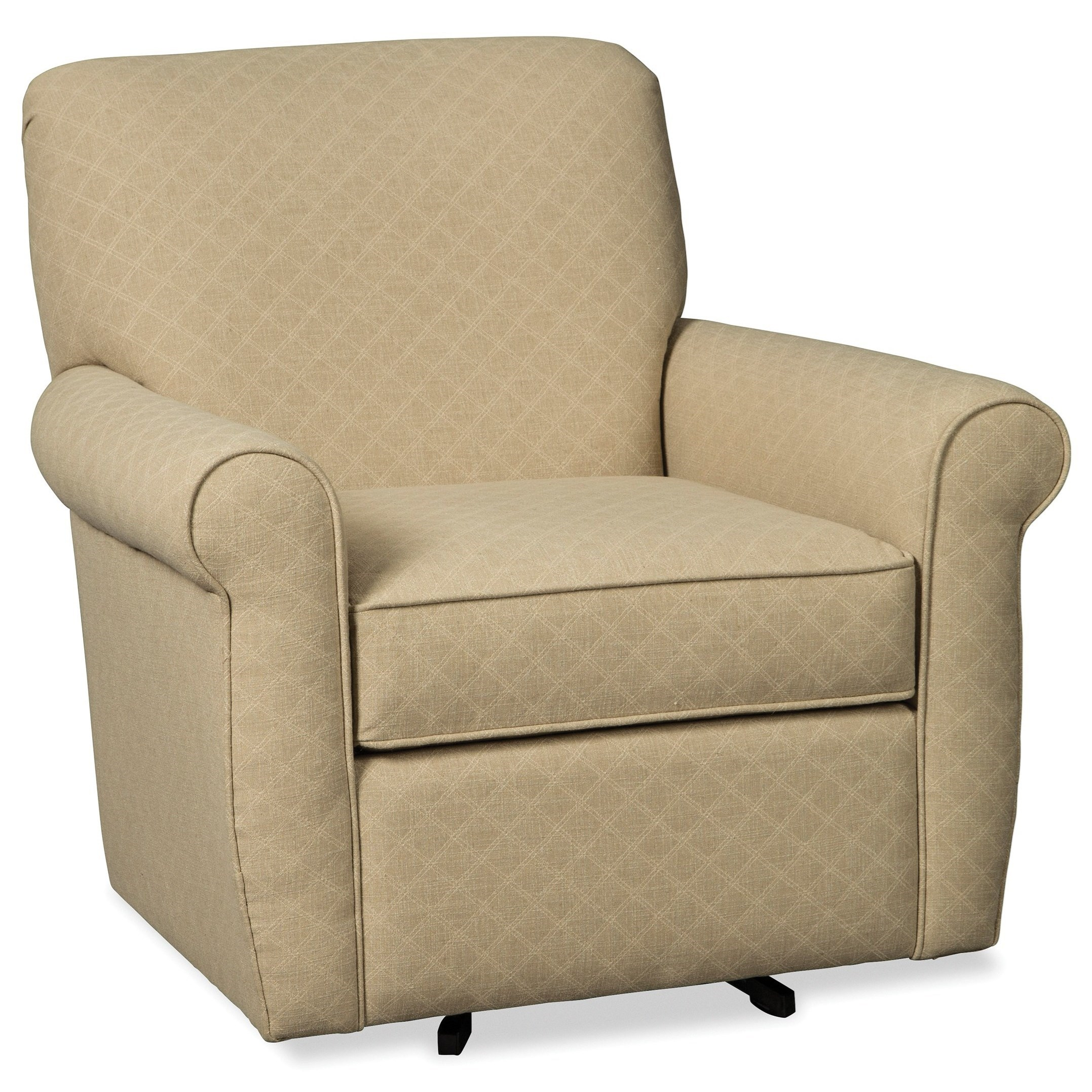 075610 075710 Casual Swivel Chair | Stoney Creek Furniture In Amari Swivel Accent Chairs (View 12 of 20)