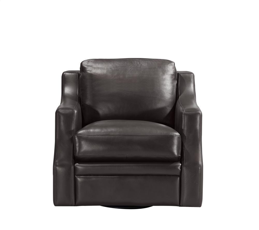 6106 Grandview Swivel Chair Sc004 Espresso | 16696106S01Sc004 With Espresso Leather Swivel Chairs (Photo 5 of 20)