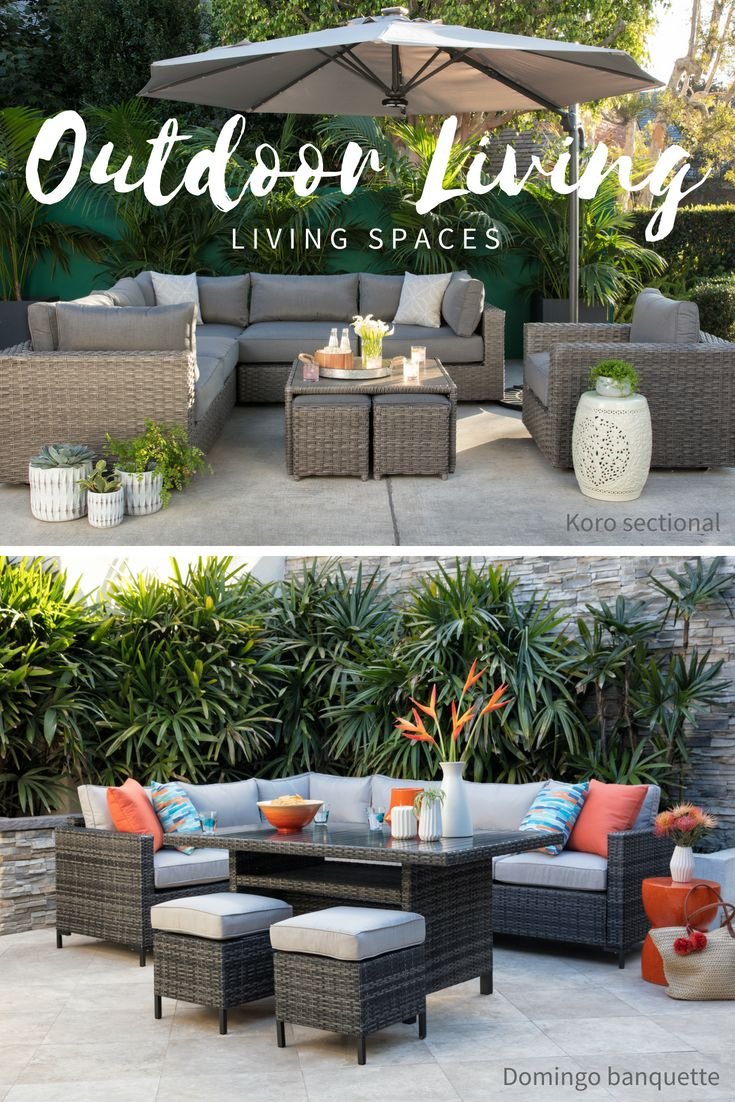 7 Best Patio Images On Pinterest In Outdoor Koro Swivel Chairs (View 20 of 20)