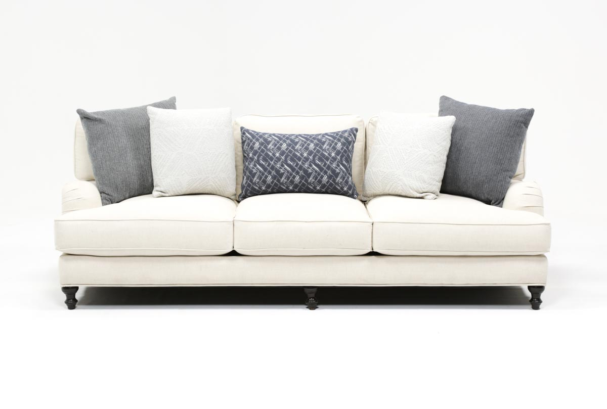 Abigail Sofa | Living Spaces In Abigail Ii Sofa Chairs (View 10 of 20)