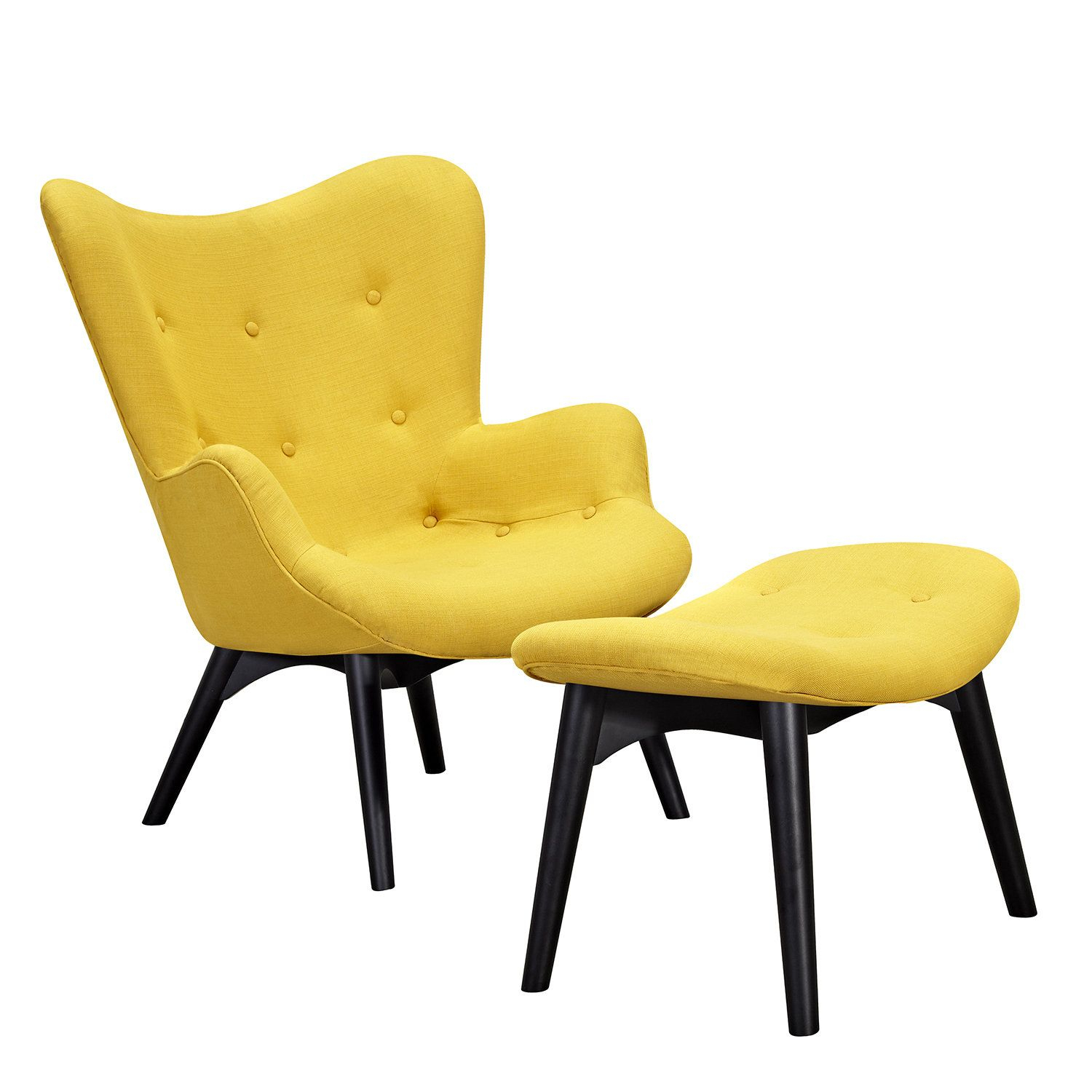 Aiden Lounge Chair And Ottoman | Products | Pinterest | Ottomans And Intended For Aidan Ii Swivel Accent Chairs (View 15 of 20)