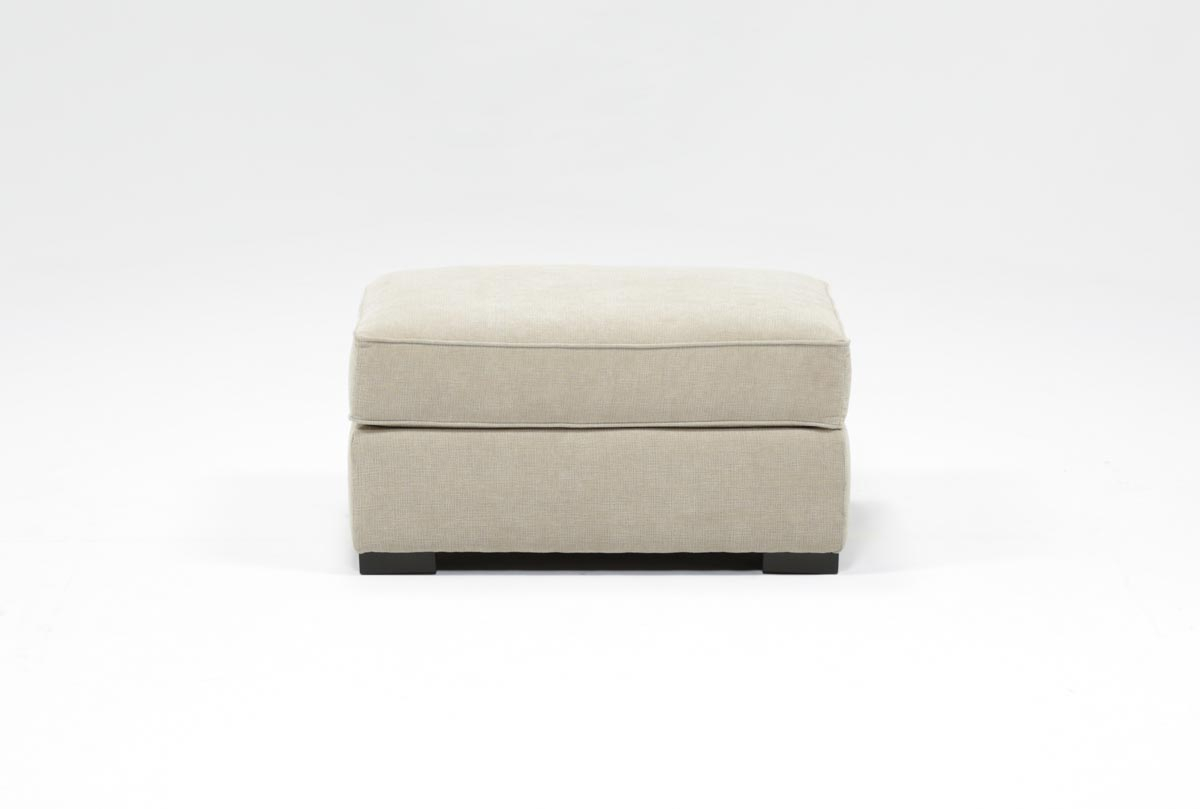 Alder Grande Ottoman | Living Spaces Pertaining To Alder Grande Ii Sofa Chairs (Image 6 of 20)