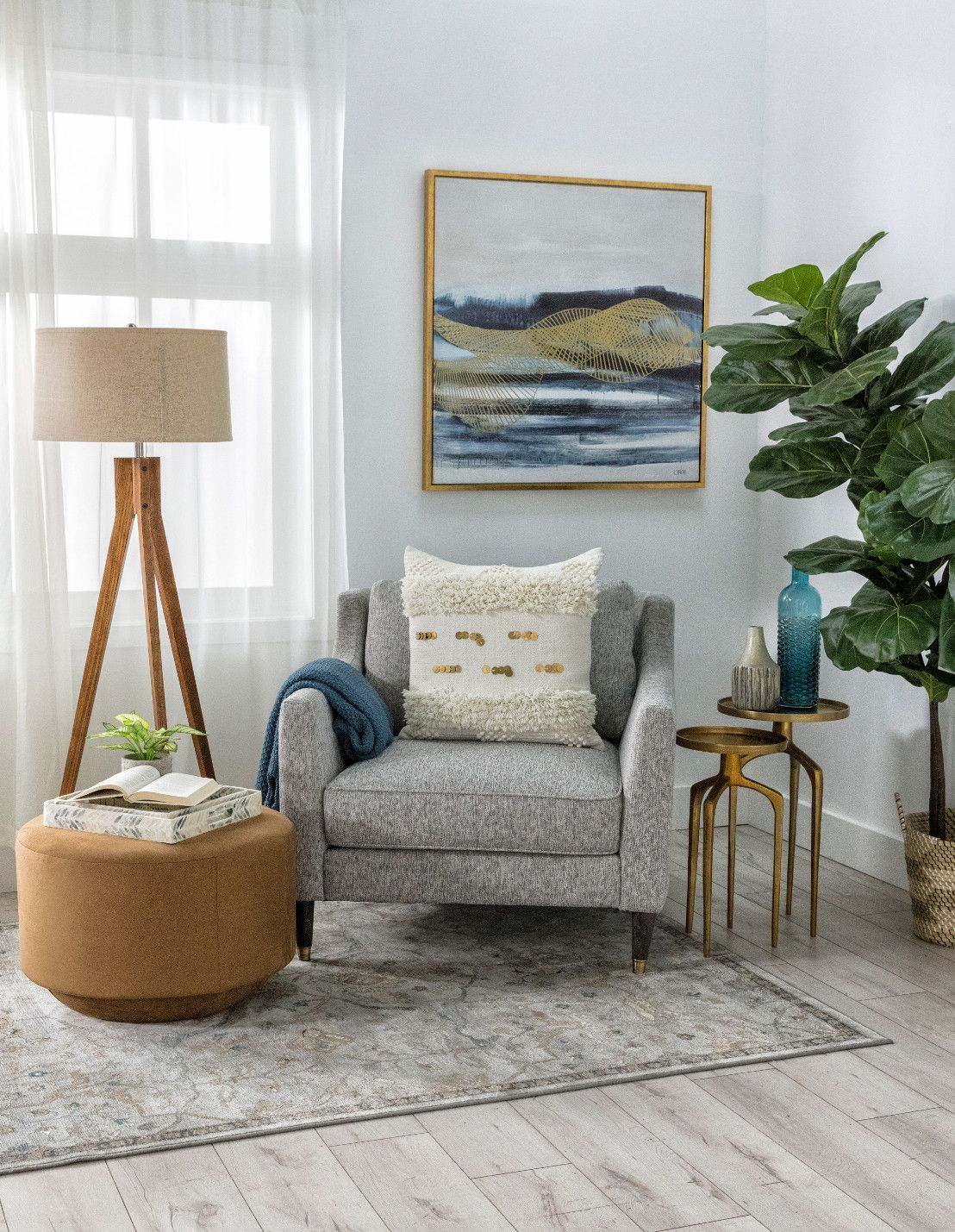 Ames Arm Chairnate Berkus And Jeremiah Brent In 2018 | Mid Throughout Ames Arm Sofa Chairs (Image 2 of 20)