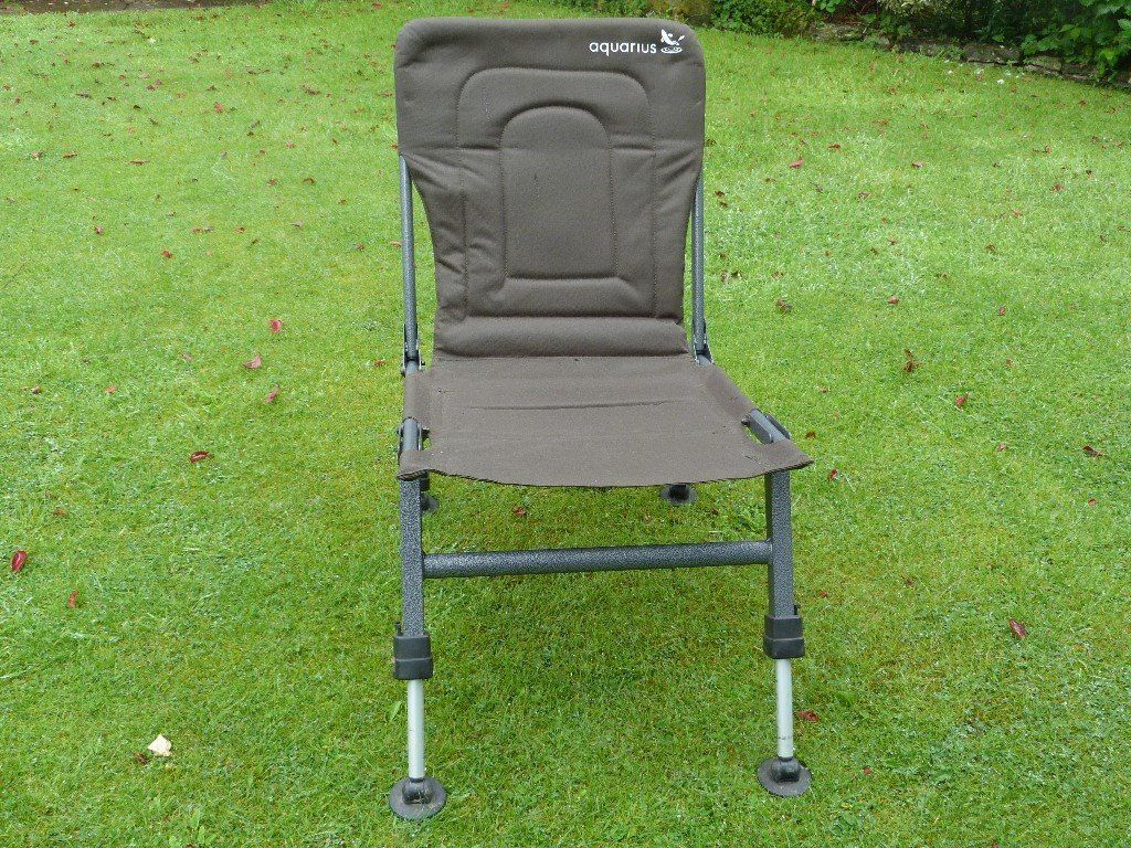 Aquarius Carp Fishing Seat | In Walsall, West Midlands | Gumtree Intended For Aquarius Dark Grey Sofa Chairs (Image 3 of 20)