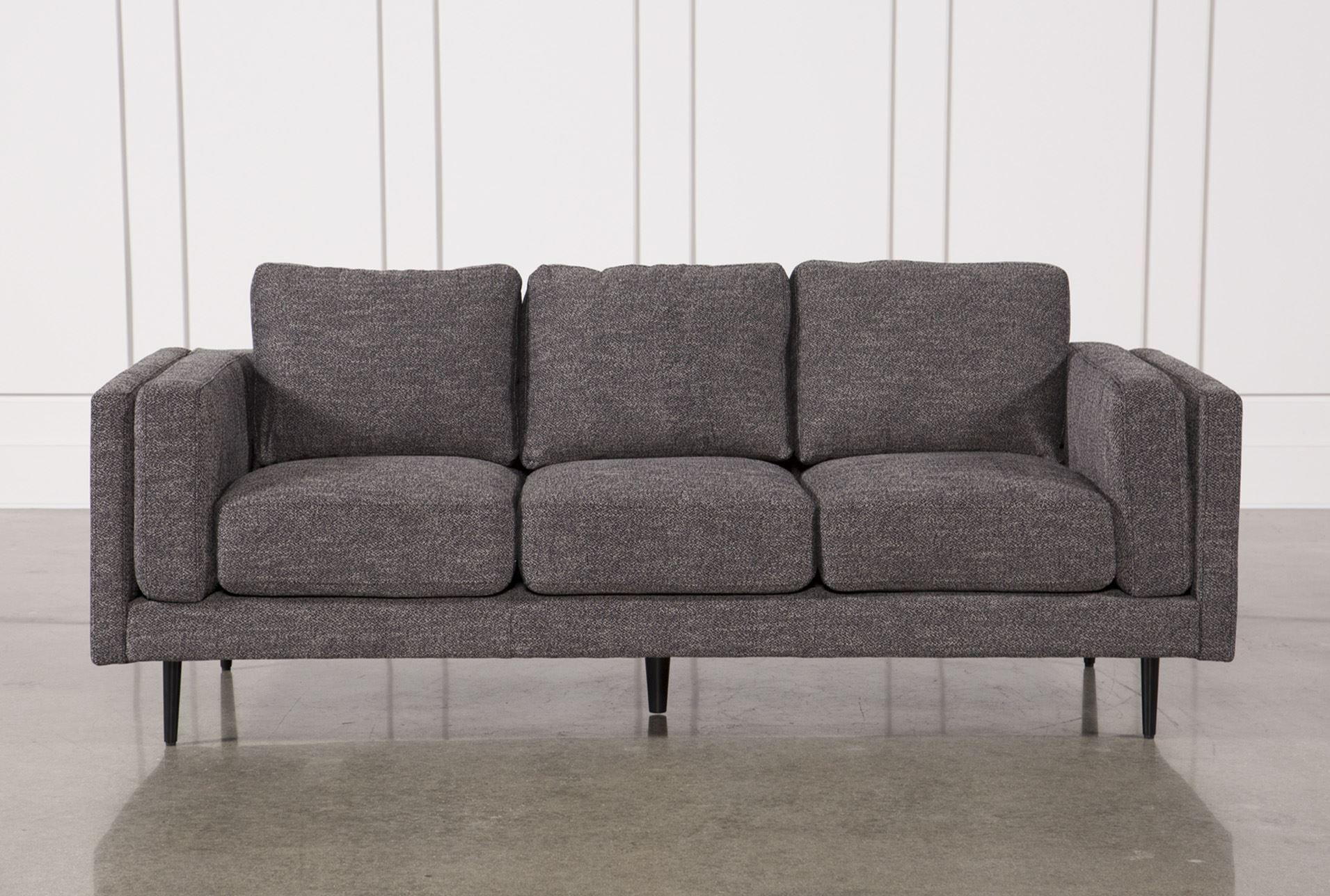 Featured Image of Aquarius Dark Grey Sofa Chairs