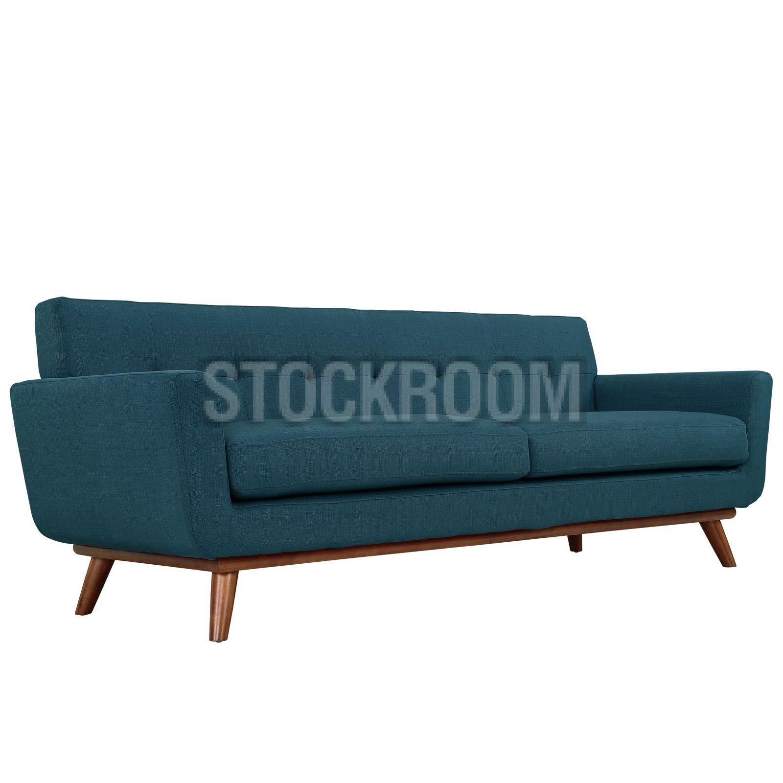 Aquarius Fabric Sofa 2 Seater : Stockroom Hong Kong Contemporary With Regard To Aquarius Dark Grey Sofa Chairs (Image 8 of 20)
