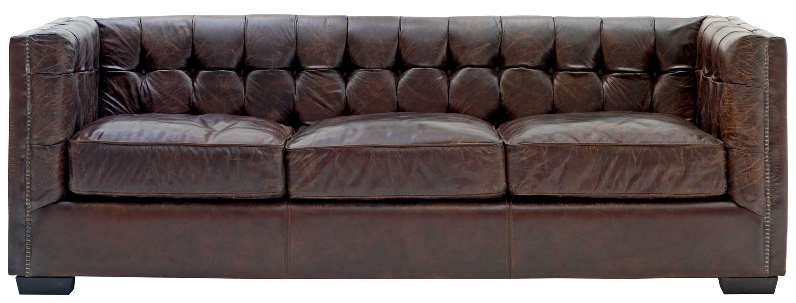Armstrong Sofa Leather | Furniture Pieces | Pinterest | Sofa Within Andrew Leather Sofa Chairs (Image 12 of 20)