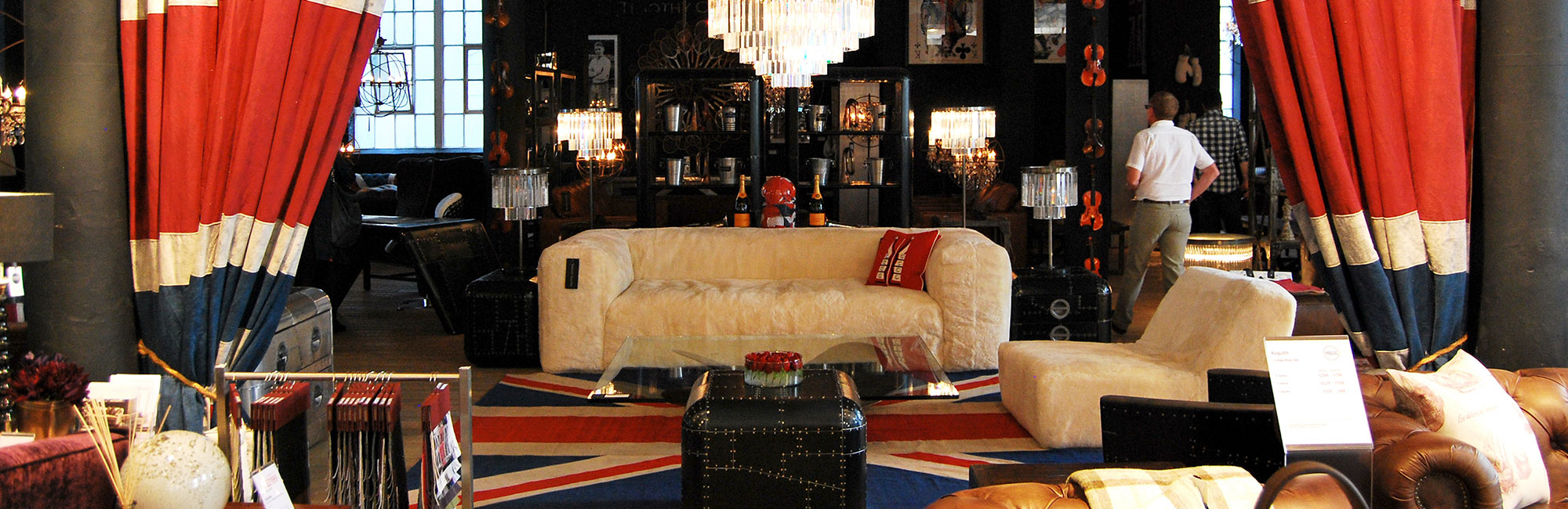 Battersea Sofa & Furniture Store | Barker And Stonehouse Pertaining To London Optical Sofa Chairs (Image 3 of 20)