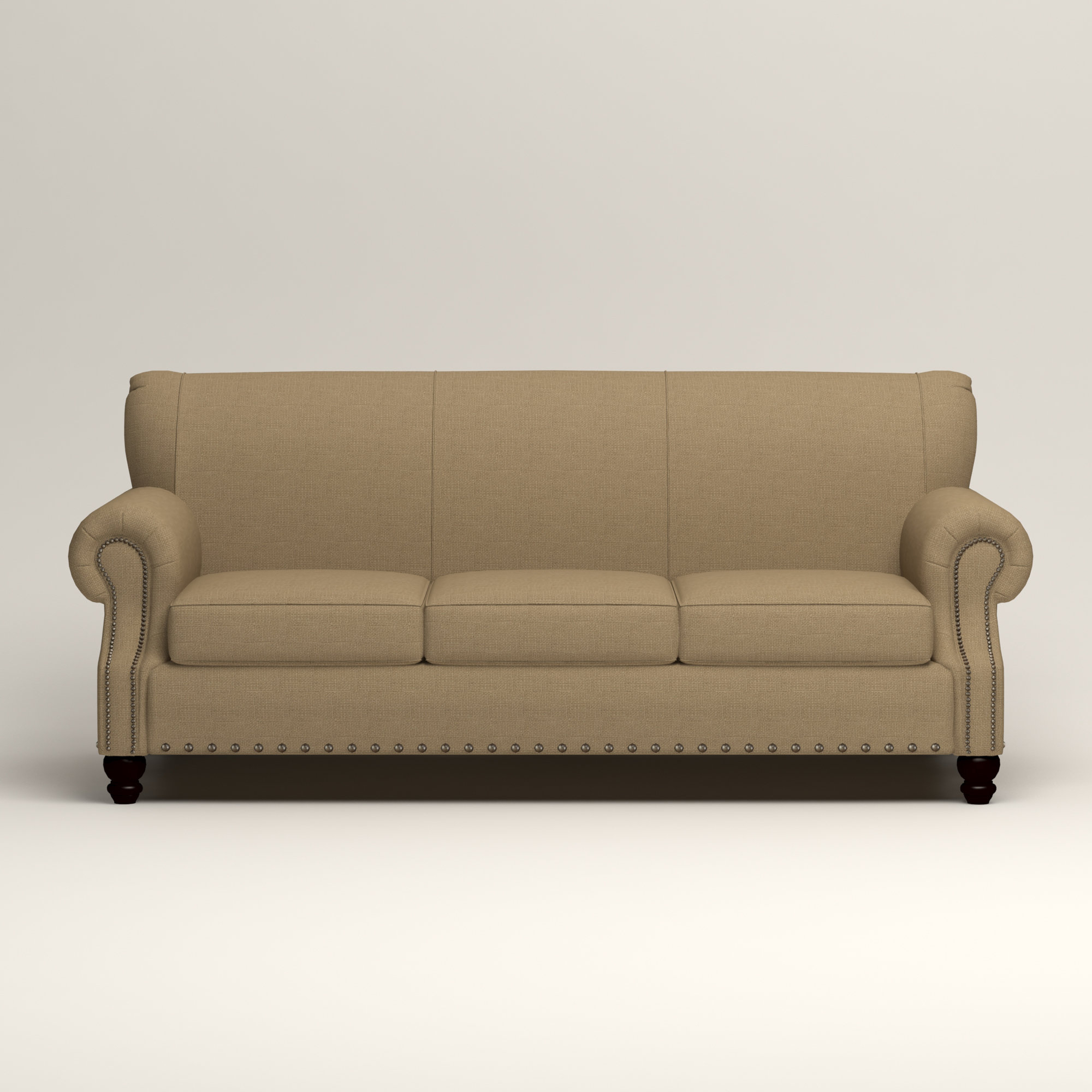 Birch Lane™ Landry Sofa & Reviews | Wayfair Throughout Landry Sofa Chairs (Image 9 of 20)
