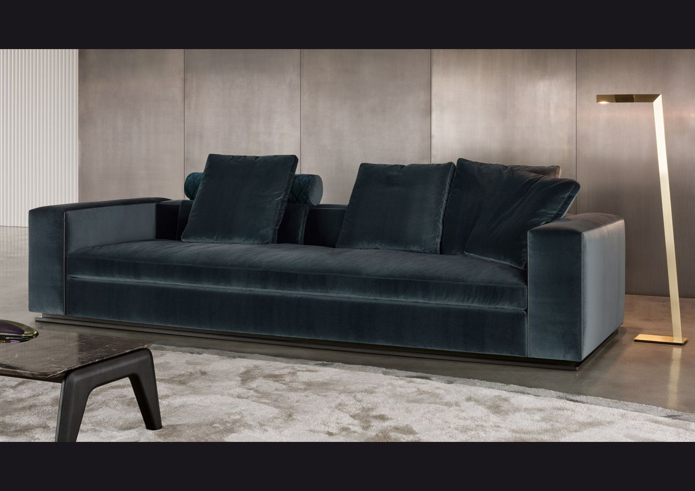 Blue Velvetminotti | Furniture | Sofa, Couch Ve Furniture With Cohen Foam Oversized Sofa Chairs (View 10 of 20)