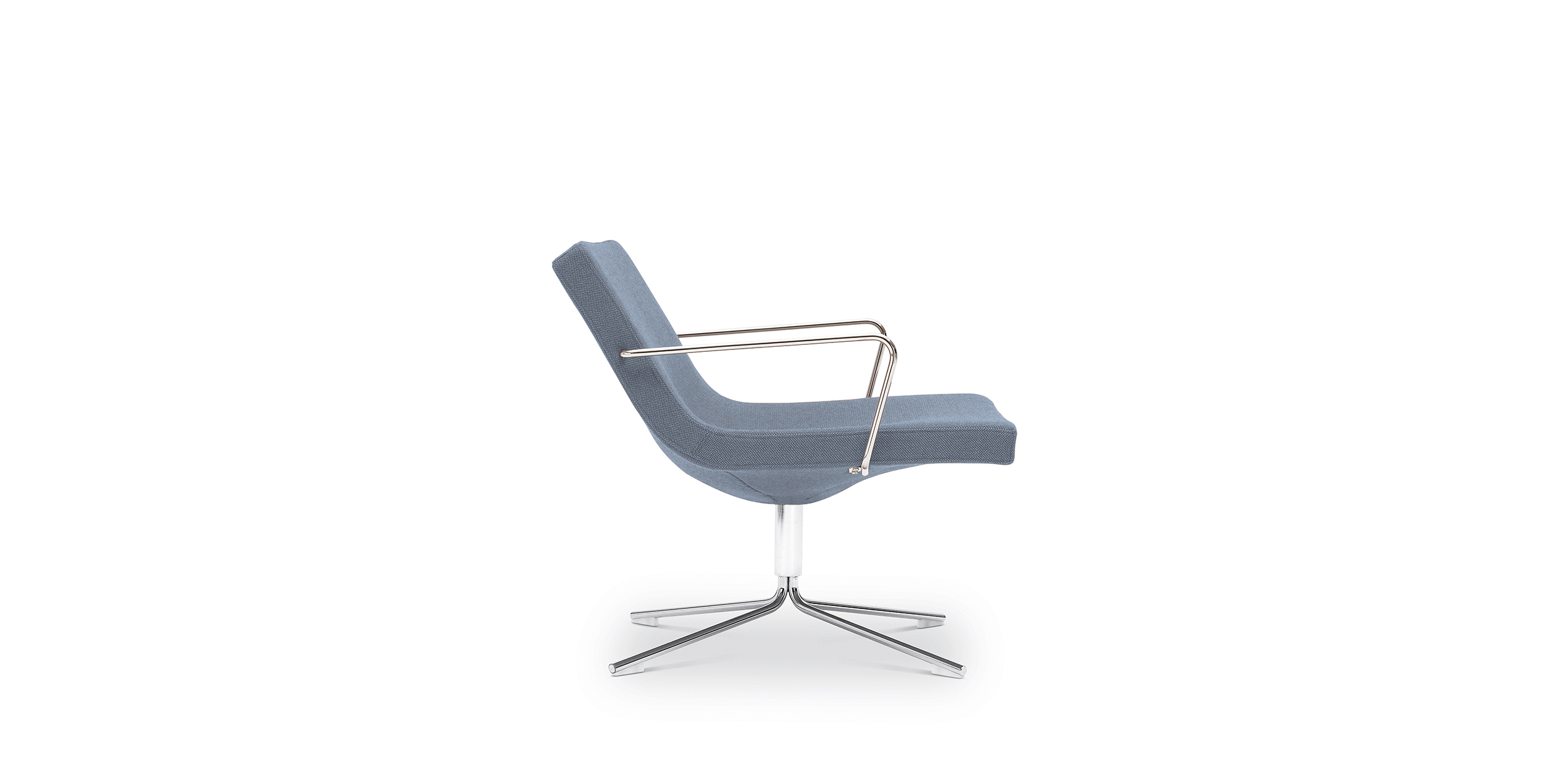 Bond Easy Armchair Modern Design Jean Marie Massaud Offecct Chairs Pertaining To Mari Swivel Glider Recliners (Image 2 of 20)