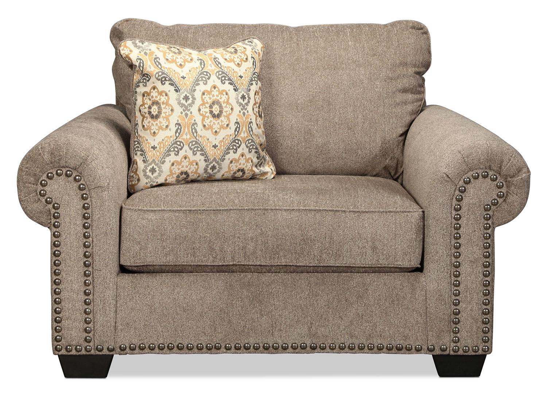 Callie Chair – Grey | Throughout Callie Sofa Chairs (Photo 12 of 20)