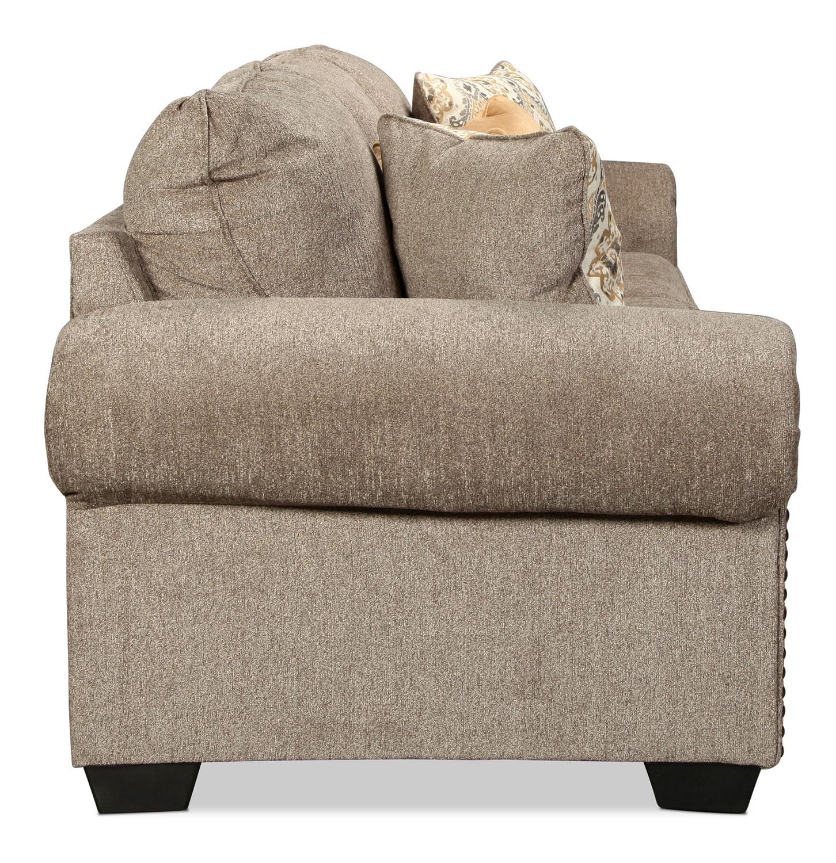 Callie Sofa – Grey | Inside Callie Sofa Chairs (View 3 of 20)