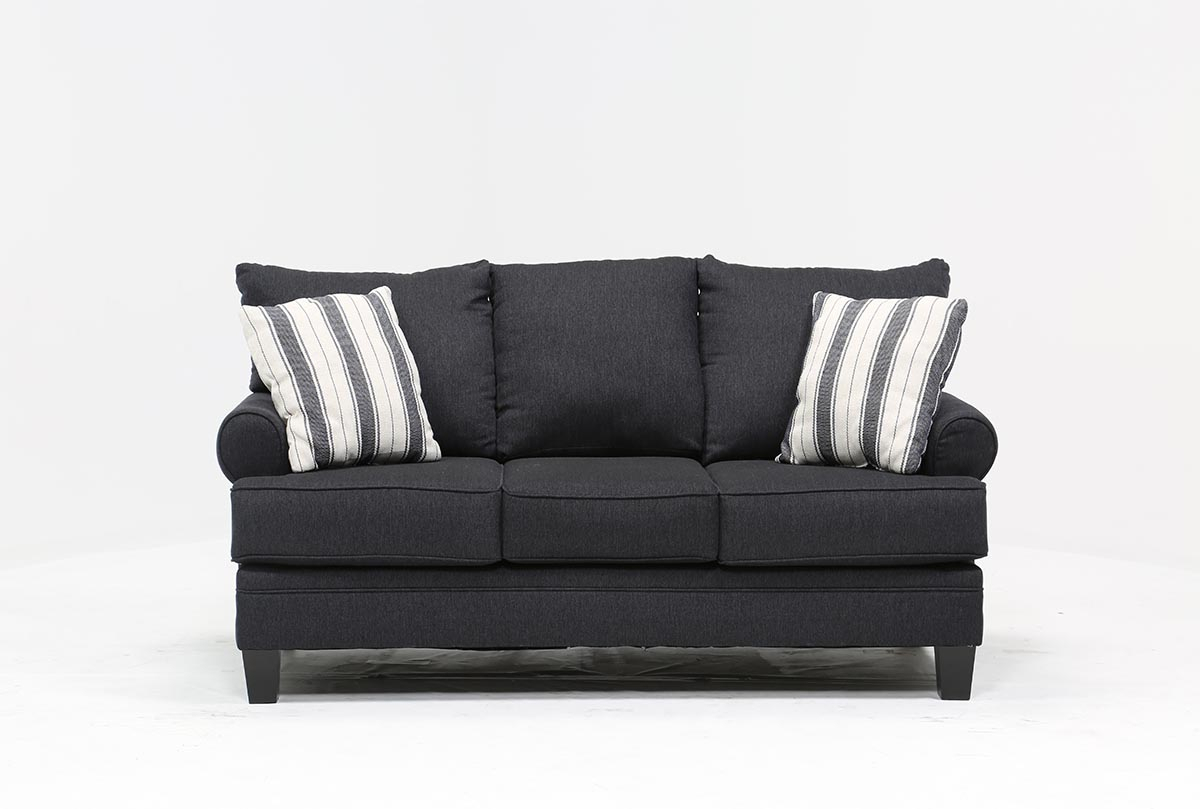Callie Sofa | Living Spaces Regarding Callie Sofa Chairs (Image 9 of 20)